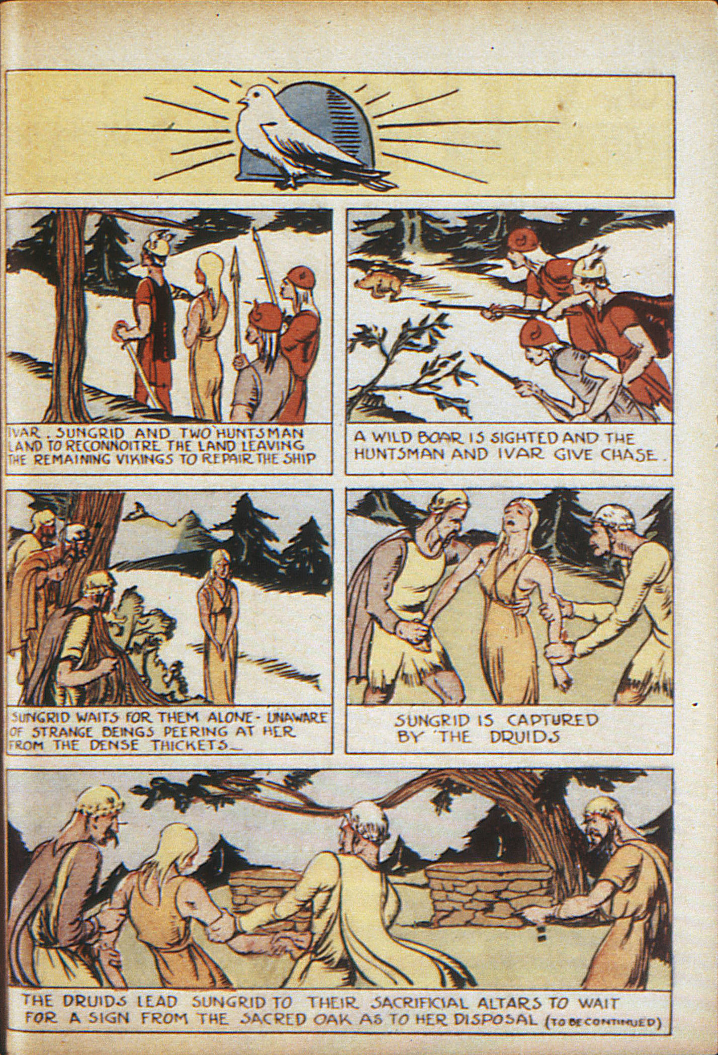 Read online Adventure Comics (1938) comic -  Issue #10 - 60