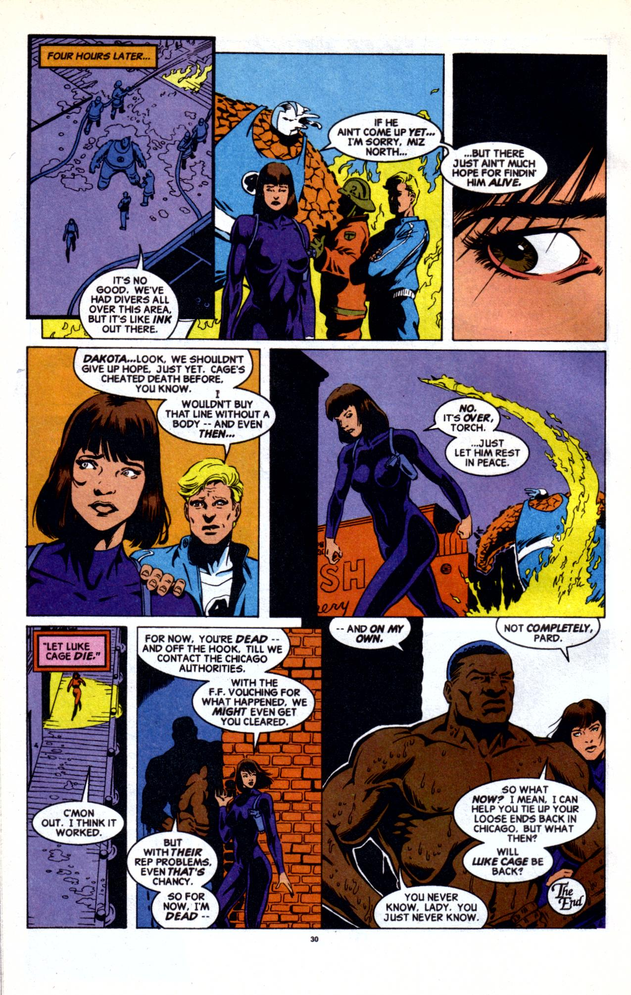 Cage (1992) issue 20 - Page 22