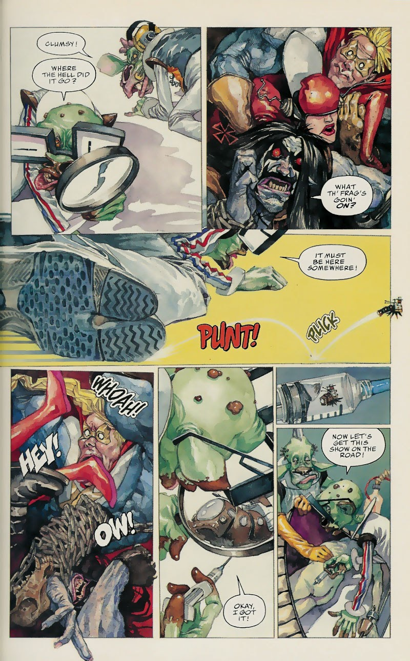 Lobo: Fragtastic Voyage issue Full - Page 14