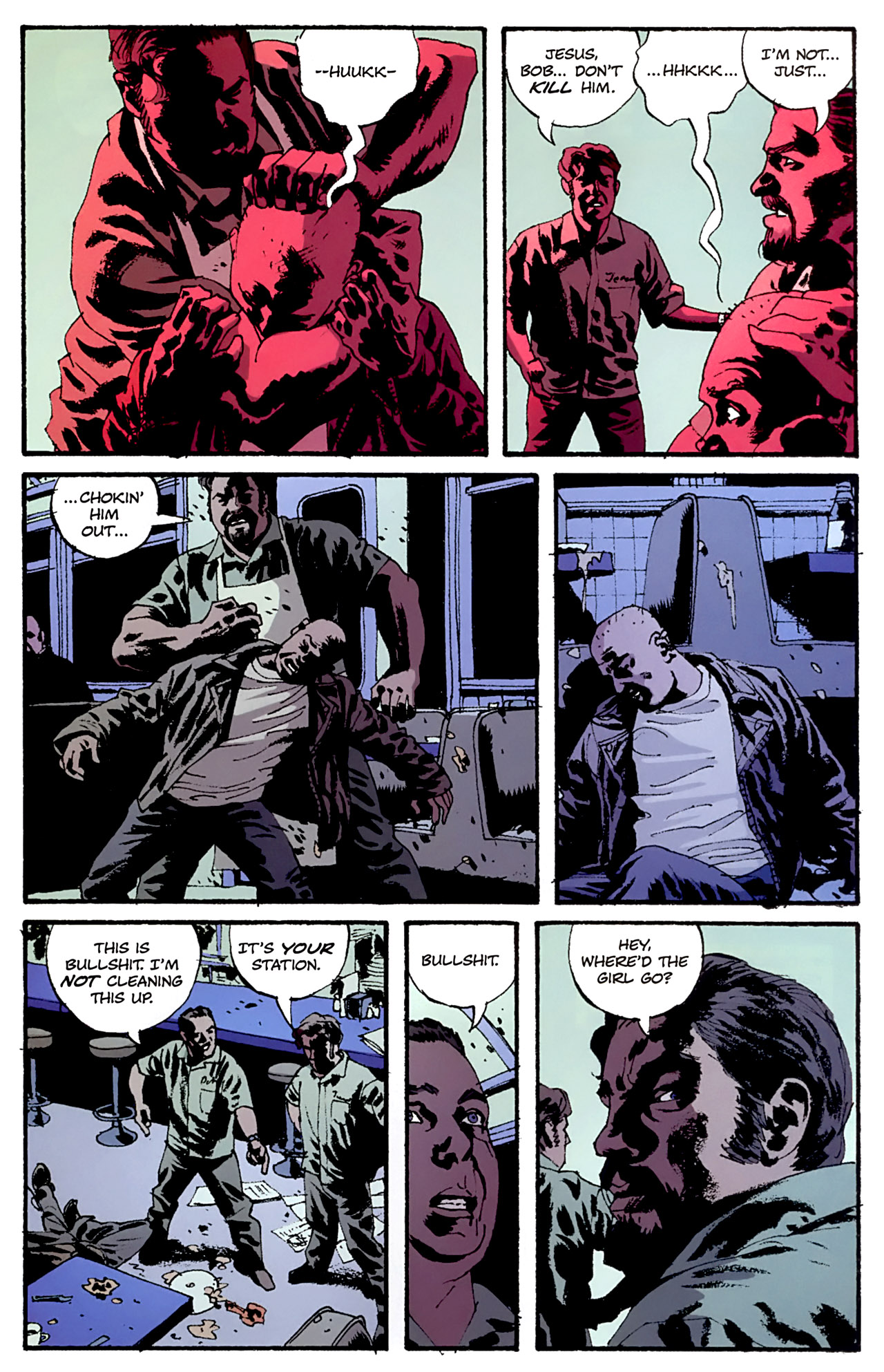 Read online Criminal (2008) comic -  Issue #4 - 13