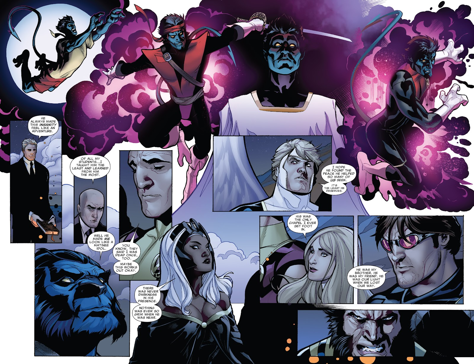 Read online X-Men: Second Coming comic -  Issue # _TPB (Part 2) - 57