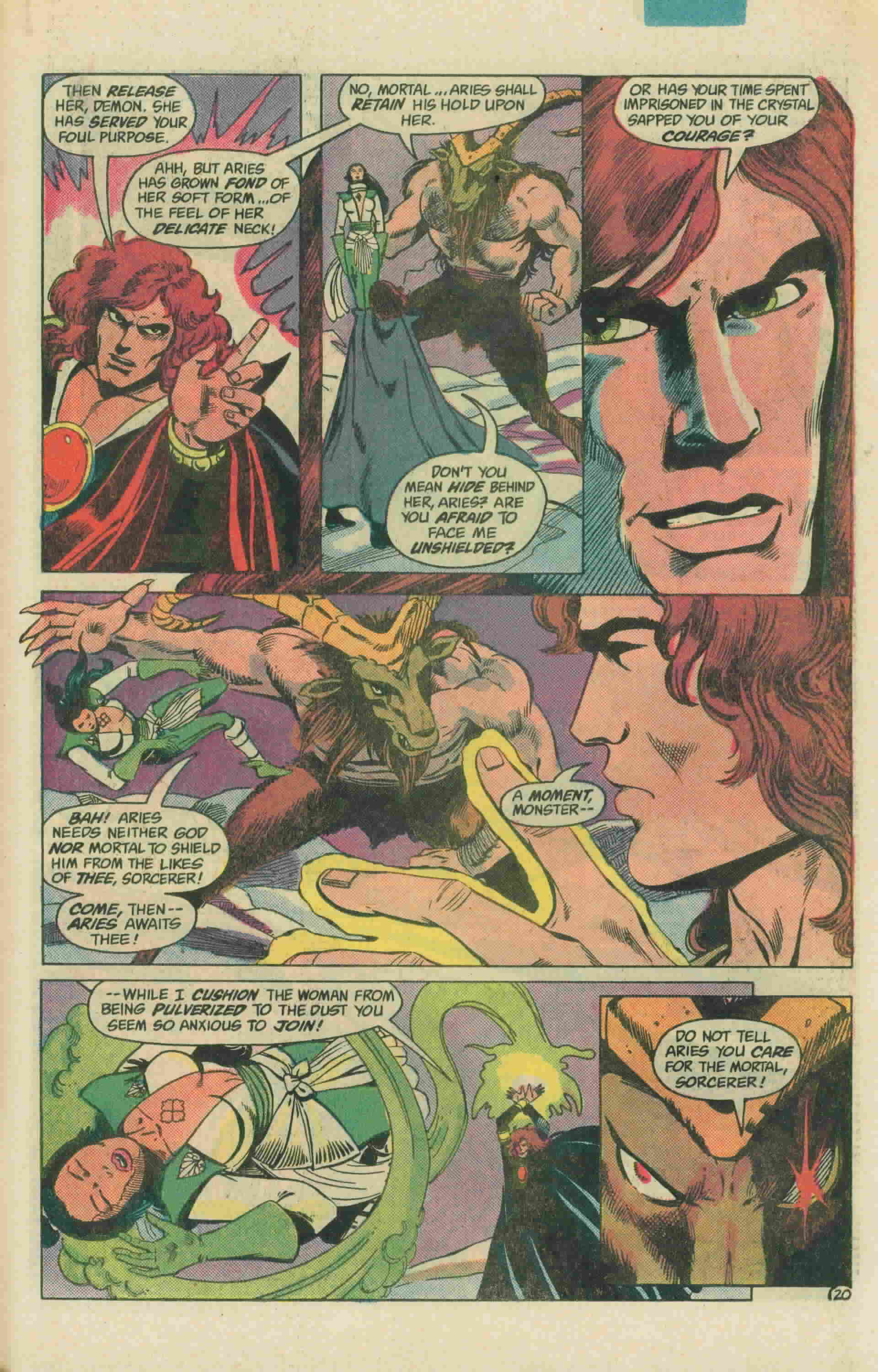 Read online Arion, Lord of Atlantis comic -  Issue #3 - 28