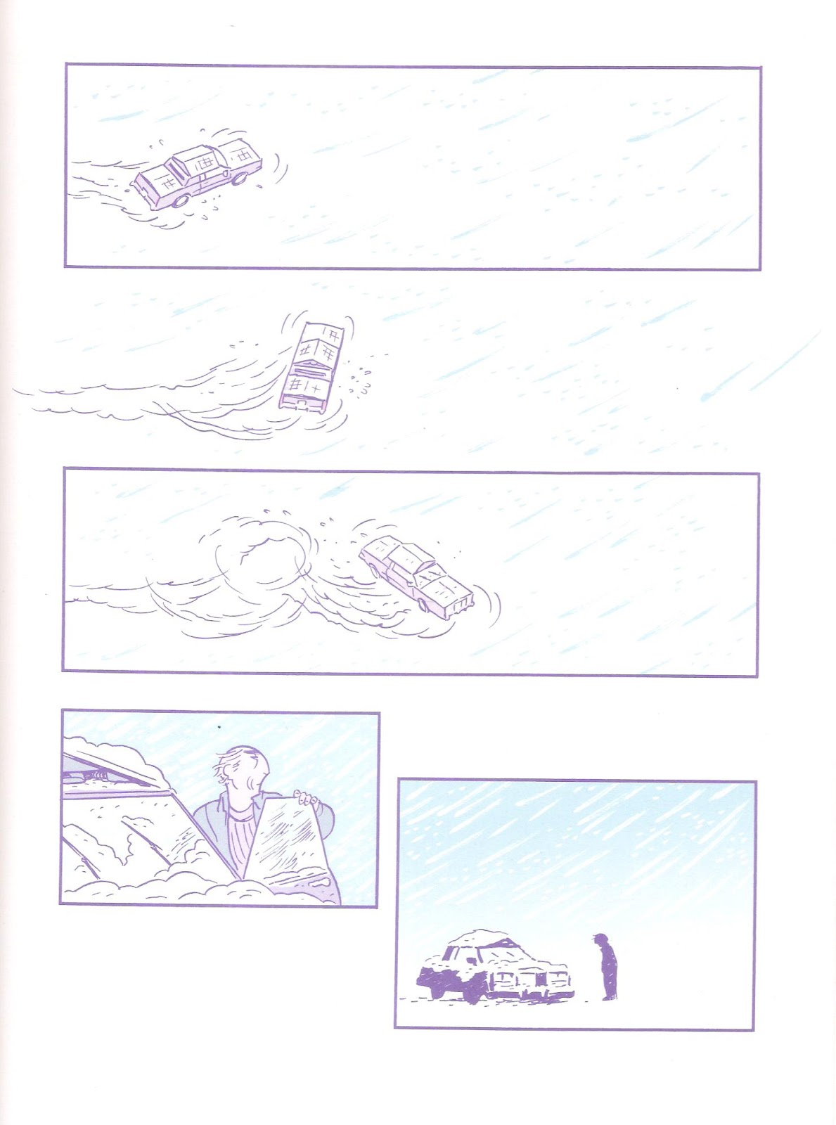 Read online Asterios Polyp comic -  Issue # TPB (Part 3) - 99