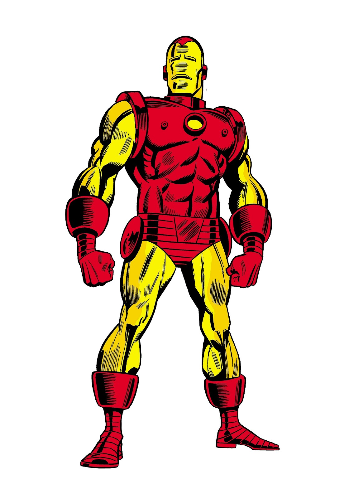 Read online Marvel Masterworks: The Invincible Iron Man comic -  Issue # TPB 9 (Part 2) - 53