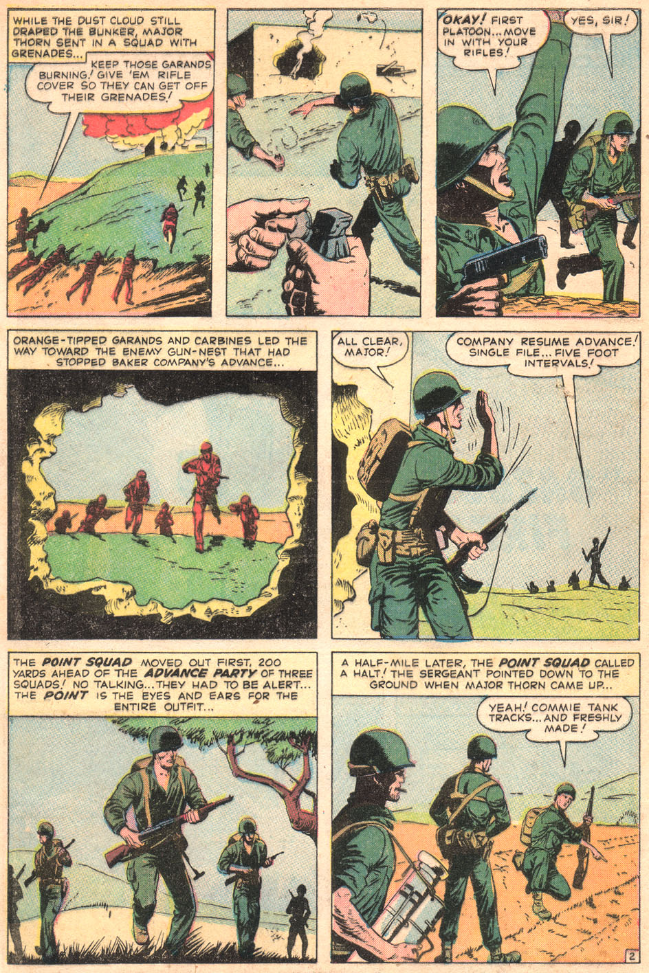 0eb6df035 Combat Kelly 1951 Issue 39 | Viewcomic reading comics online for ...