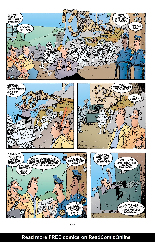Read online Star Wars Omnibus comic -  Issue # Vol. 30 - 427
