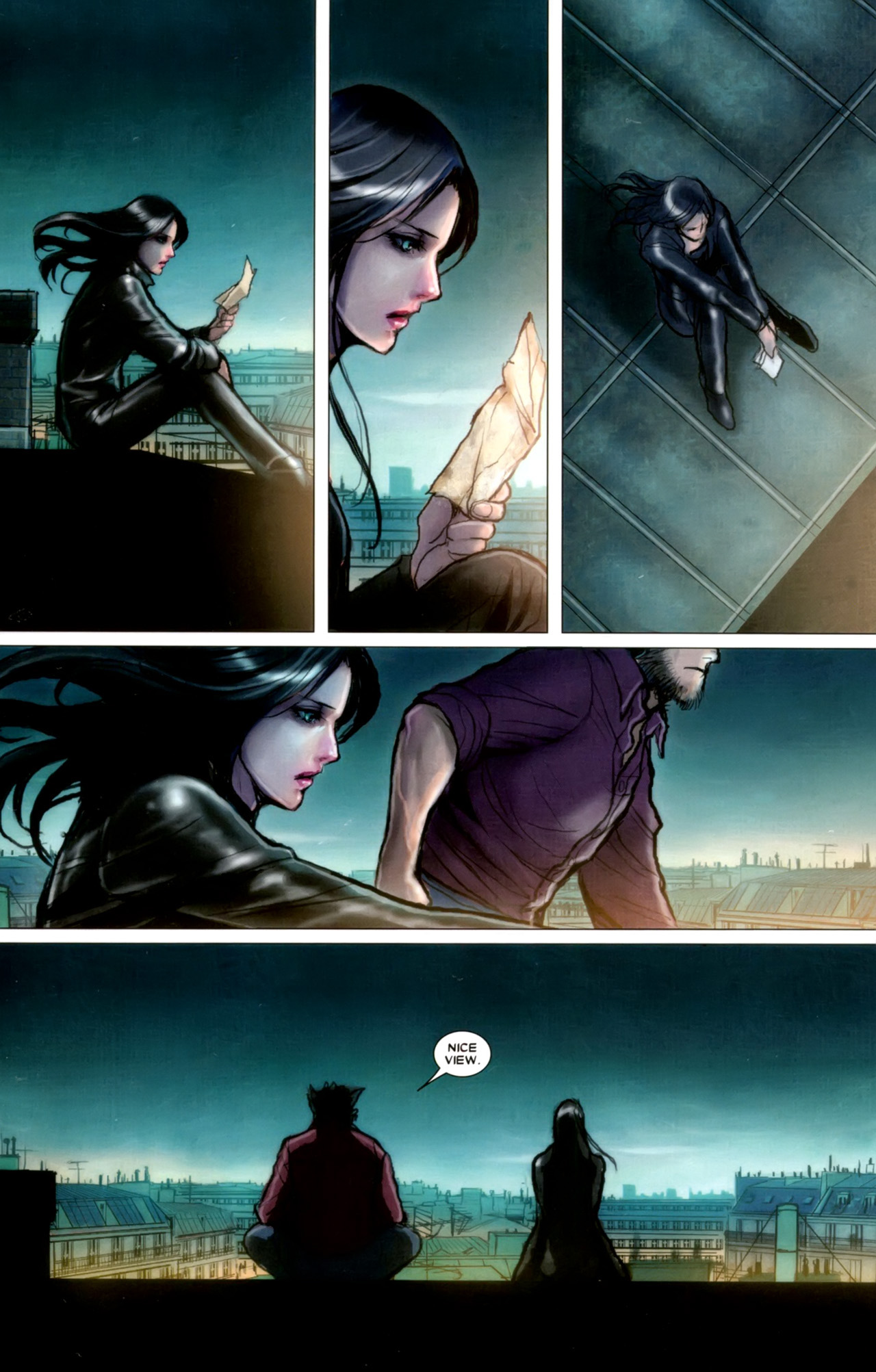 Read online X-23 (2010) comic -  Issue #10 - 15