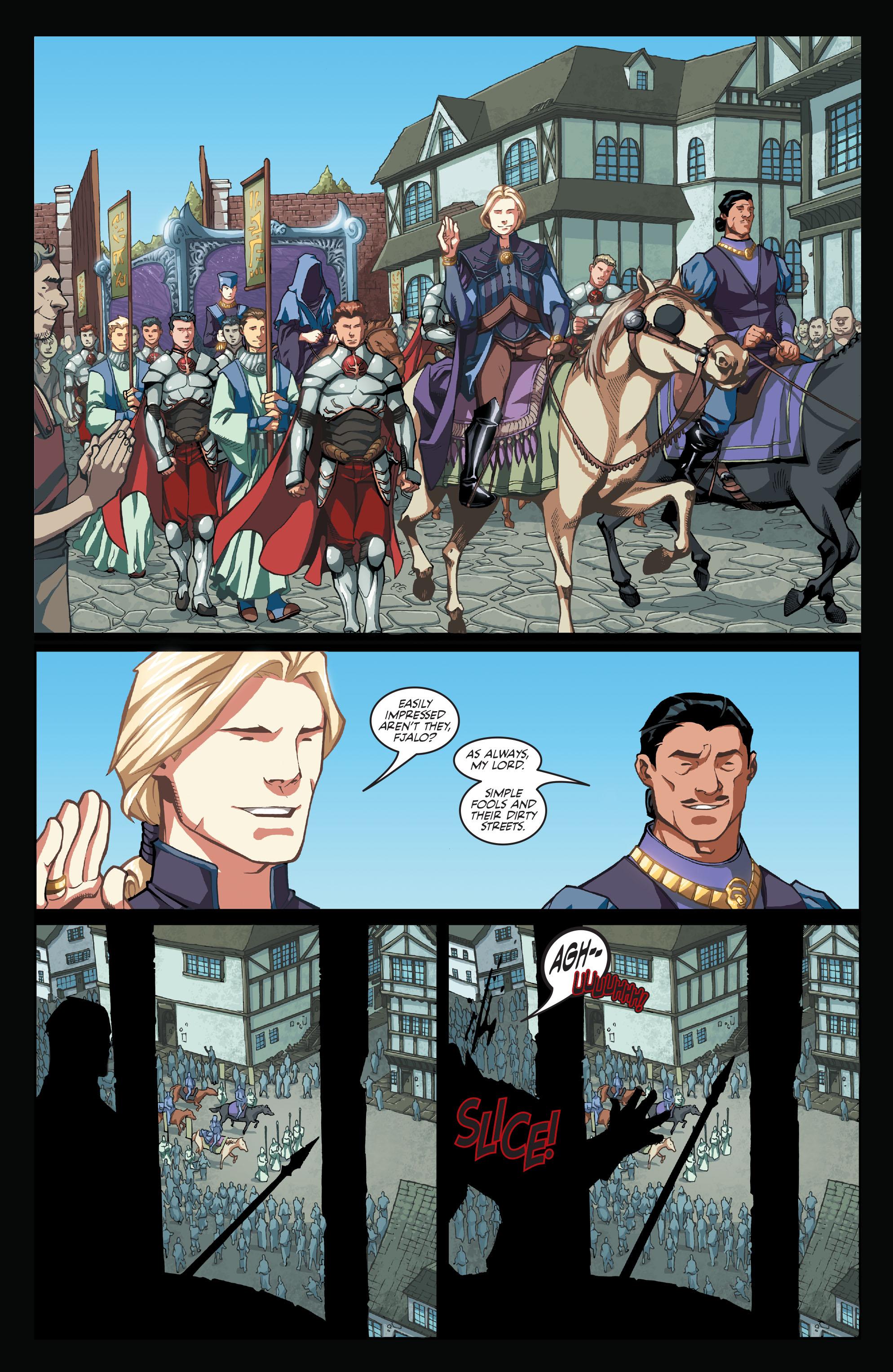 Read online Skullkickers comic -  Issue #1 - 11