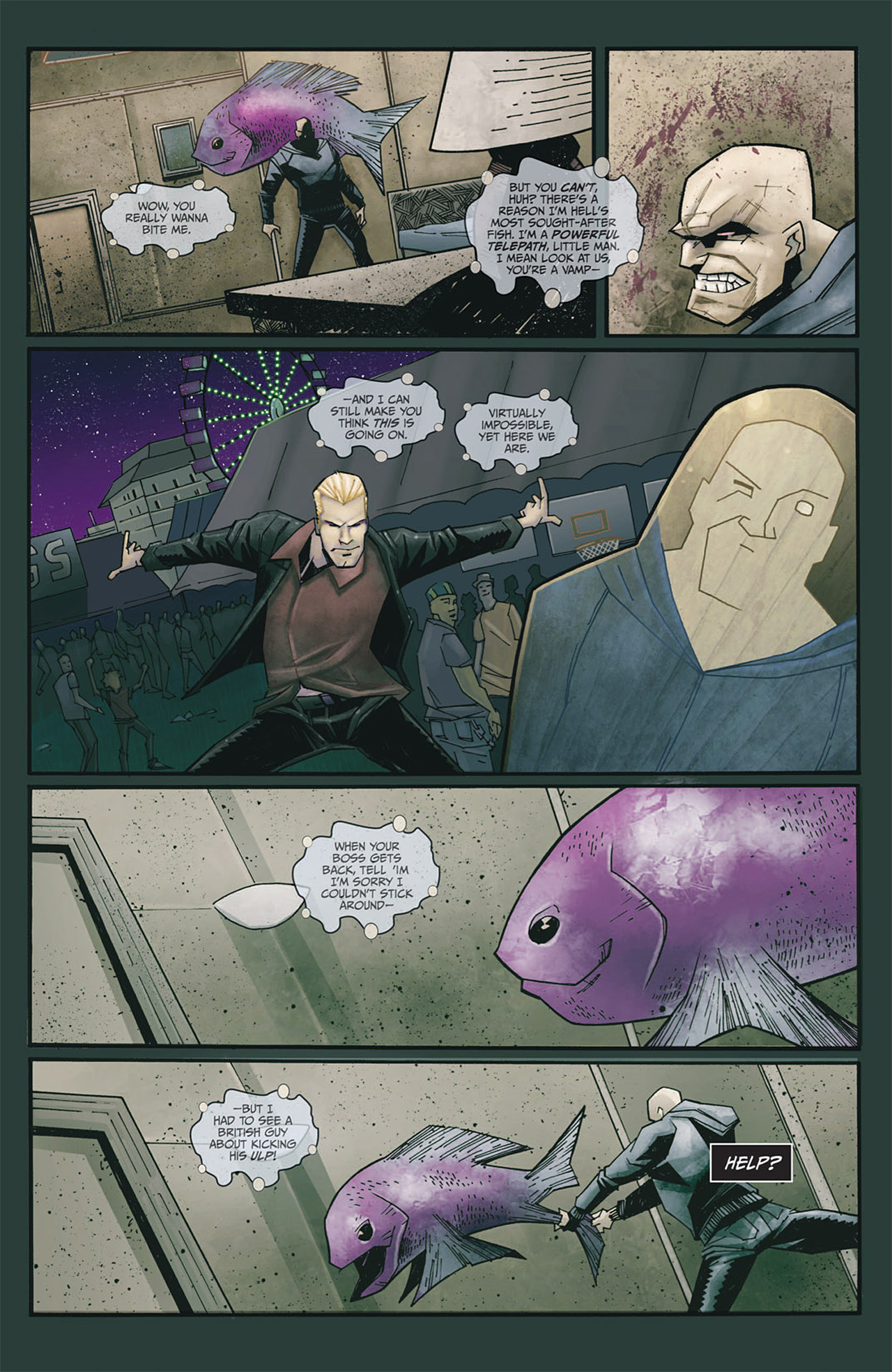 Read online Angel: After The Fall comic -  Issue #7 - 4
