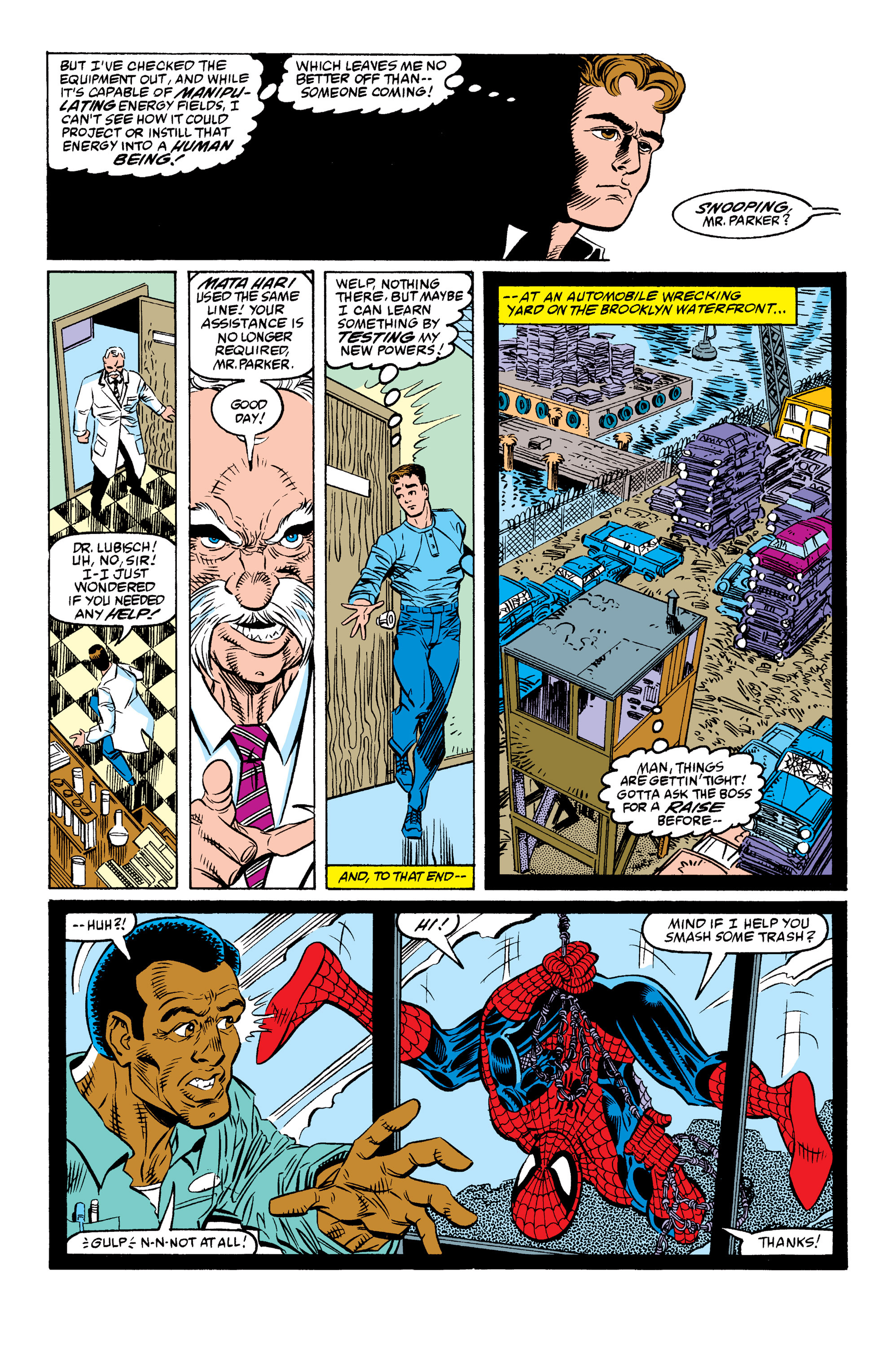 The Amazing Spider-Man (1963) 327 Page 9