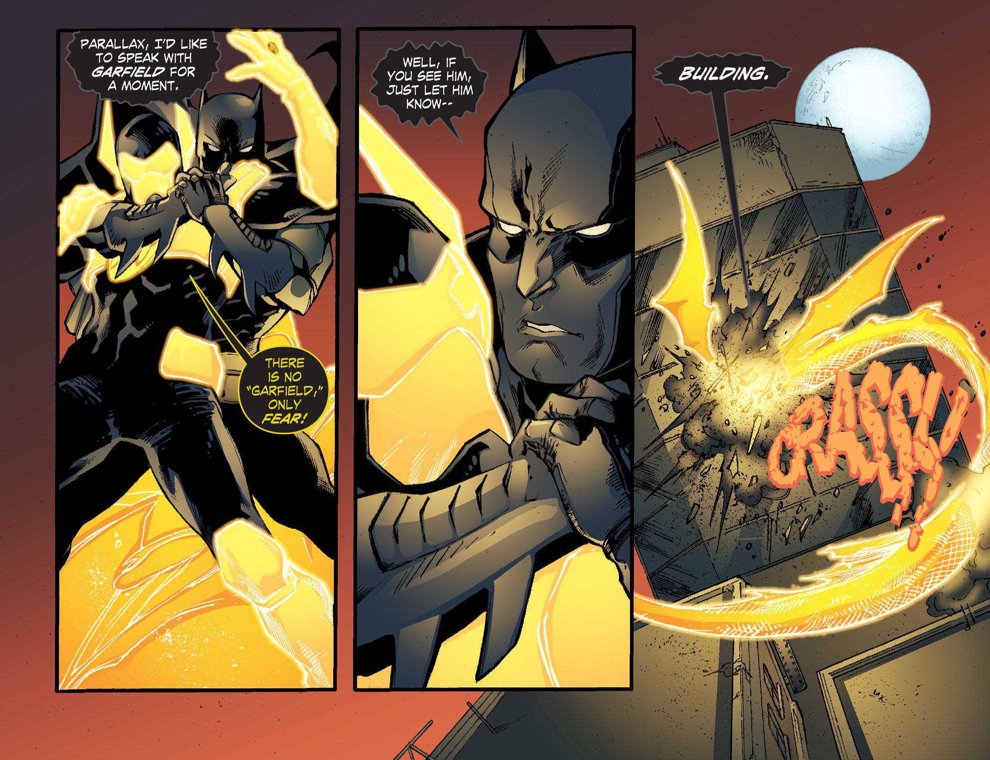 Read online Smallville: Lantern [I] comic -  Issue #11 - 12