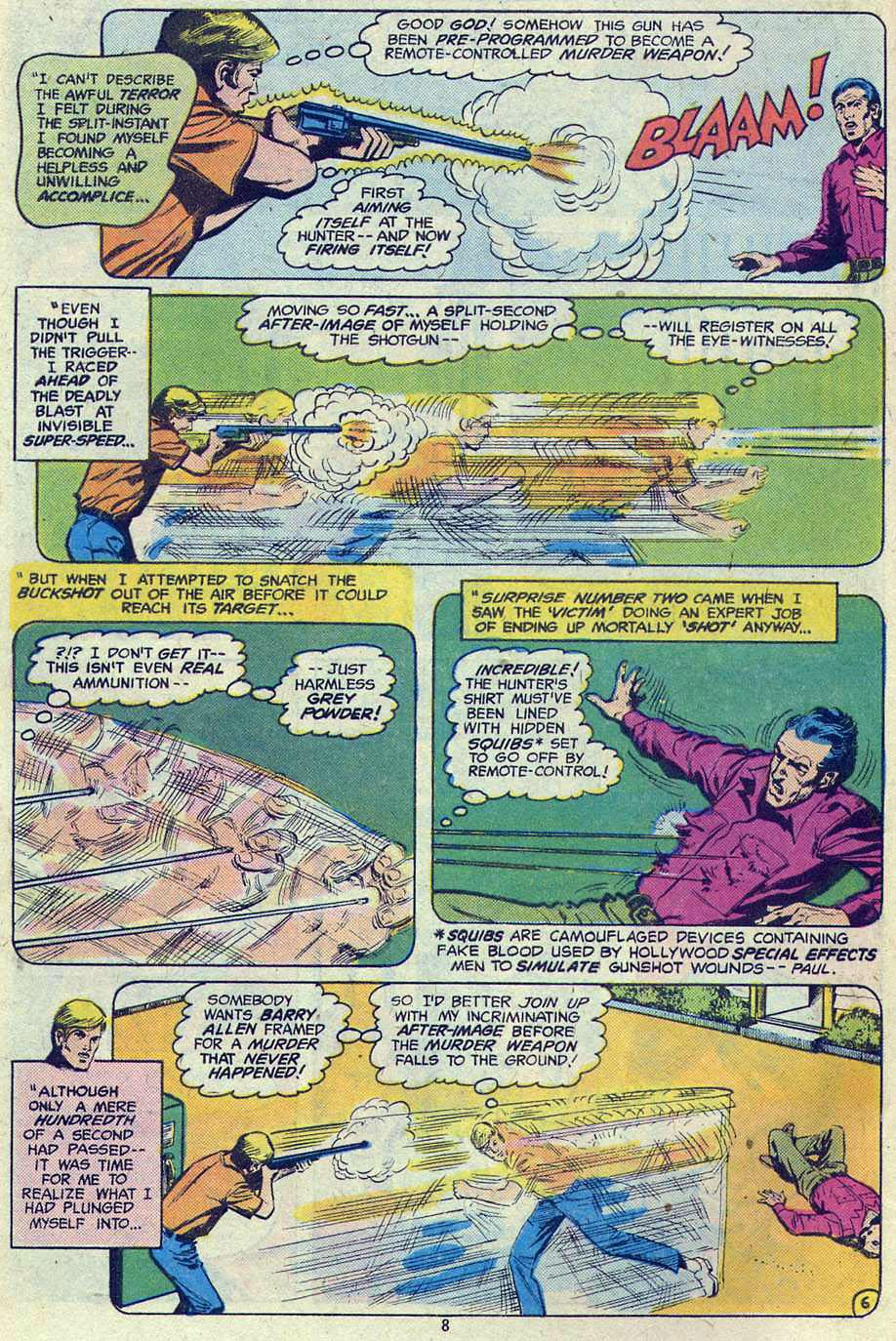 Read online Adventure Comics (1938) comic -  Issue #461 - 8