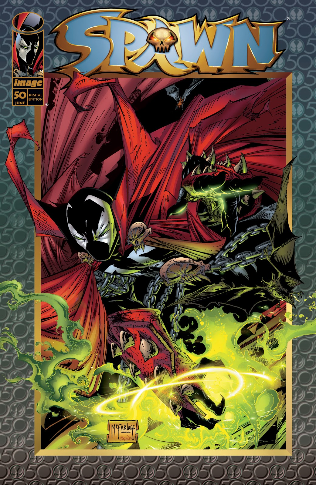 Spawn 50 Page 1