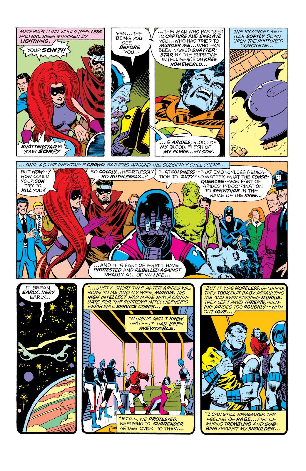 Read online Marvel Masterworks: The Inhumans comic -  Issue # TPB 2 (Part 1) - 74
