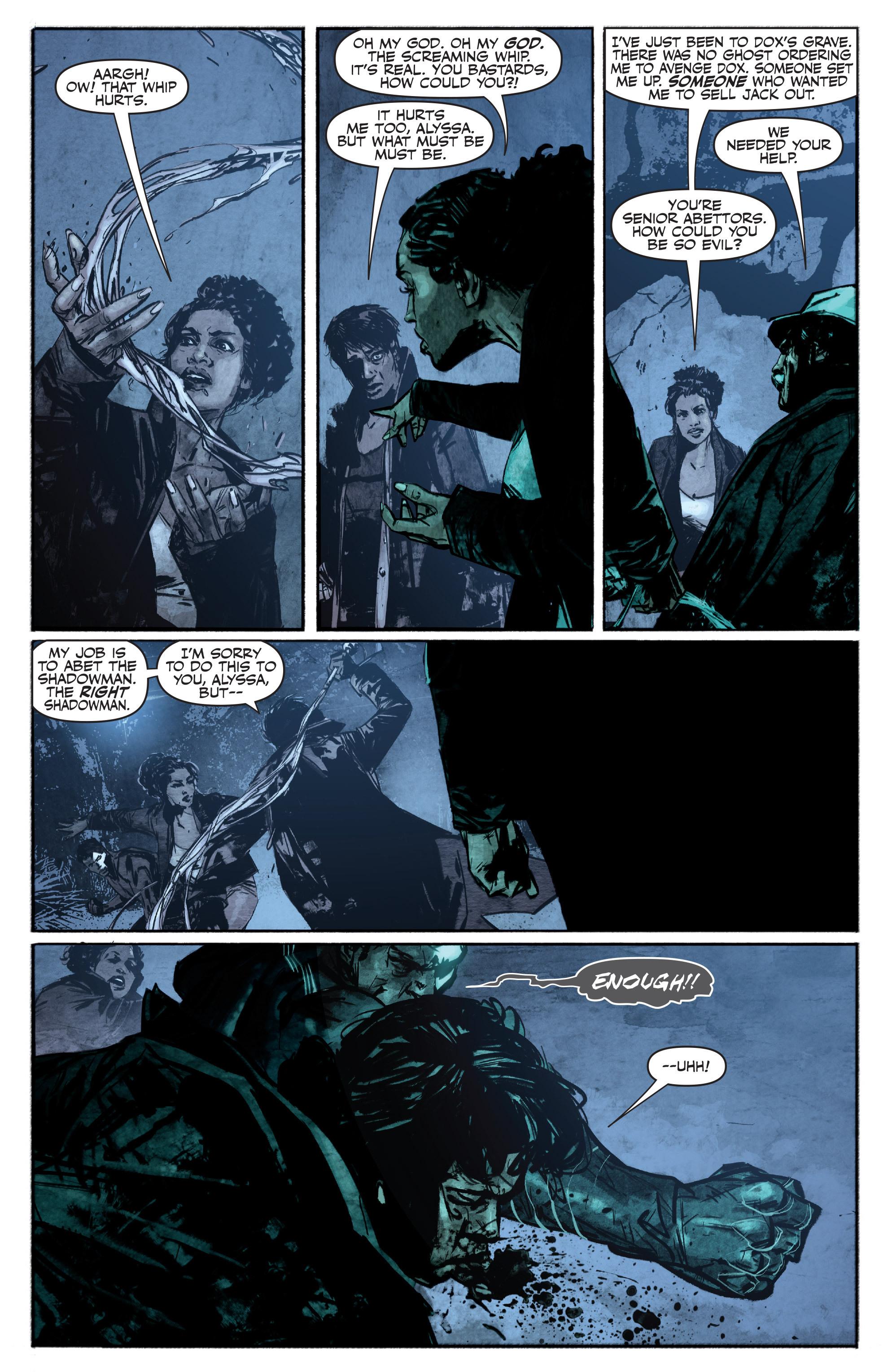 Read online Shadowman (2012) comic -  Issue #16 - 6