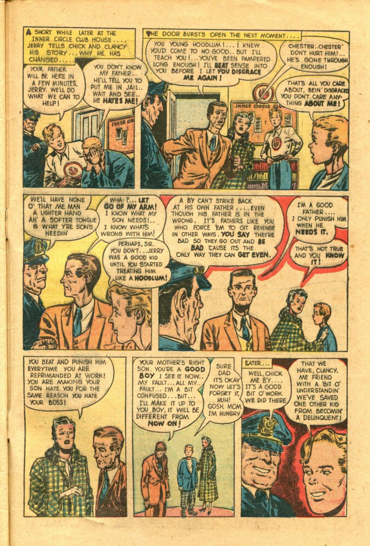 Read online Shadow Comics comic -  Issue #98 - 49