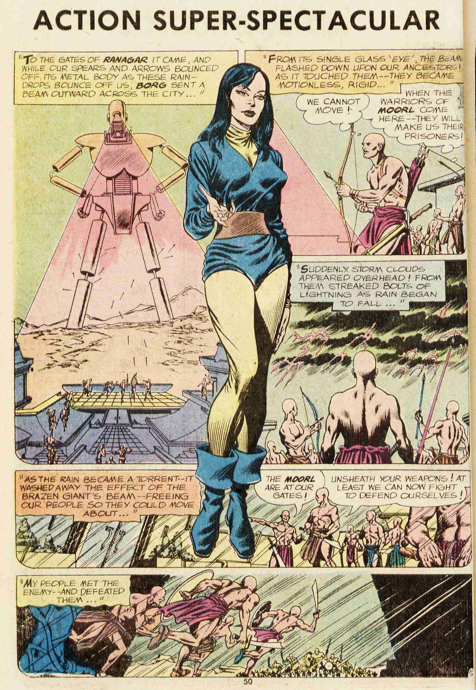 Action Comics (1938) 437 Page 42