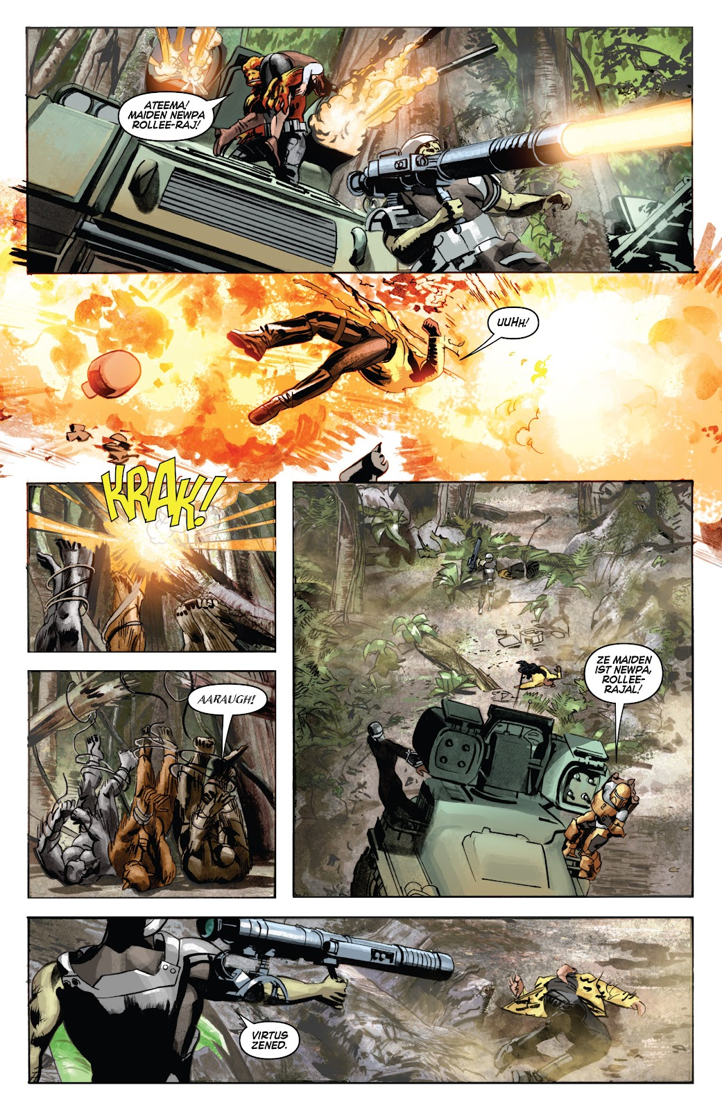 Read online Star Wars Legends: Infinities - Epic Collection comic -  Issue # TPB (Part 5) - 34