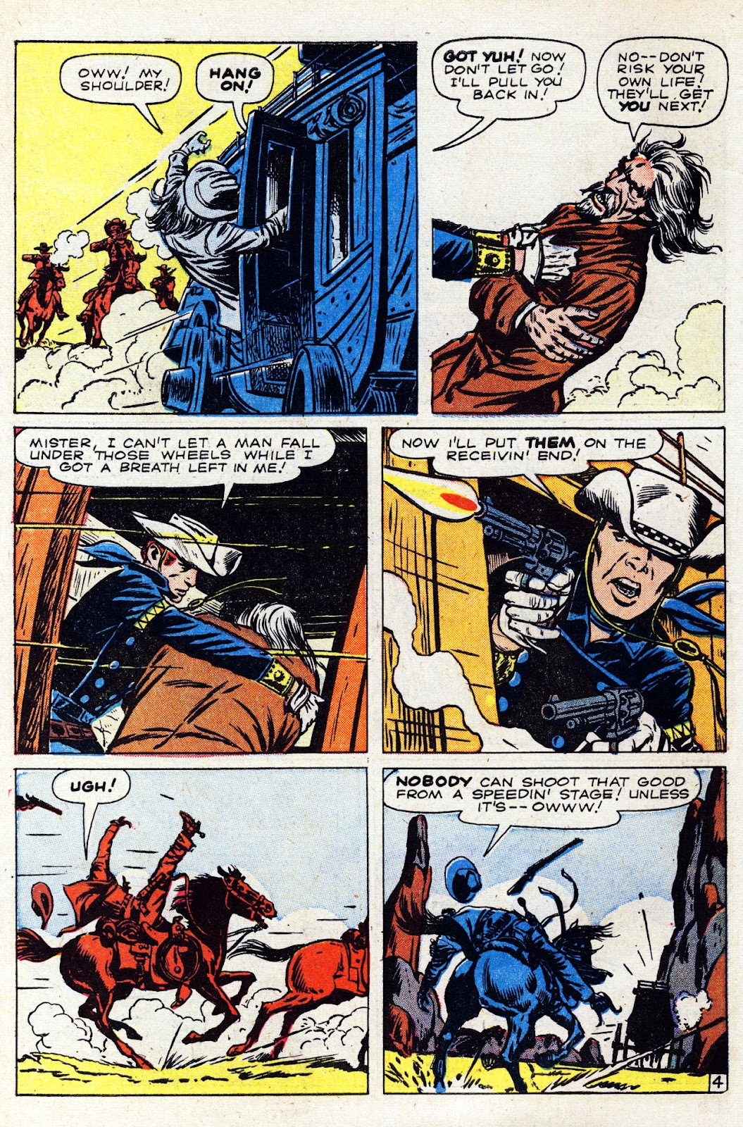 The Rawhide Kid (1955) issue 24 - Page 6