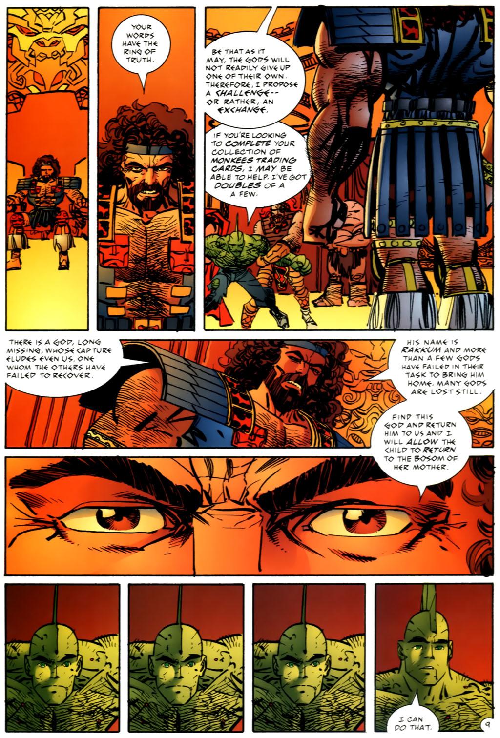 The Savage Dragon (1993) Issue #97 #100 - English 10