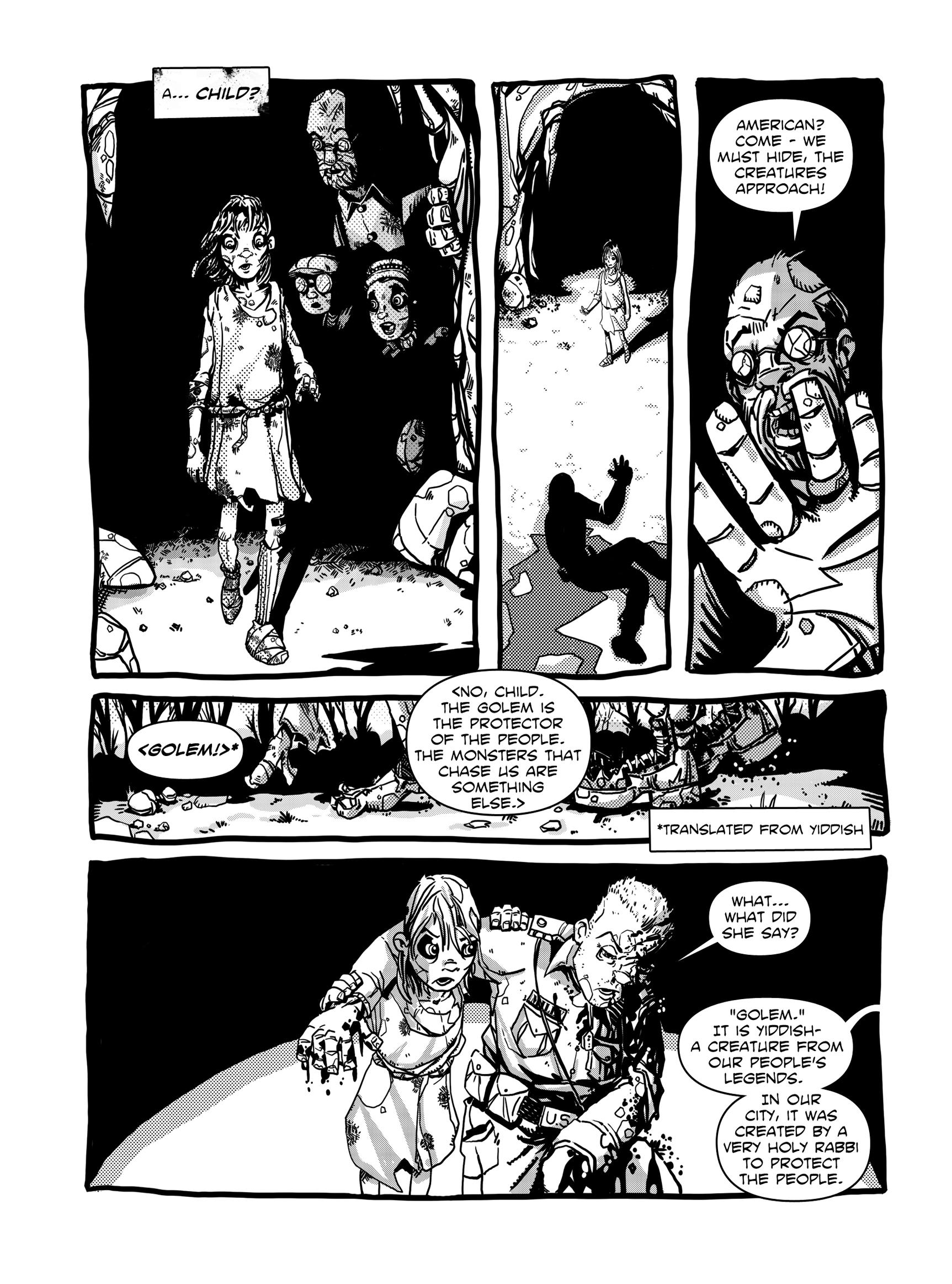 Read online FUBAR comic -  Issue #1 - 124