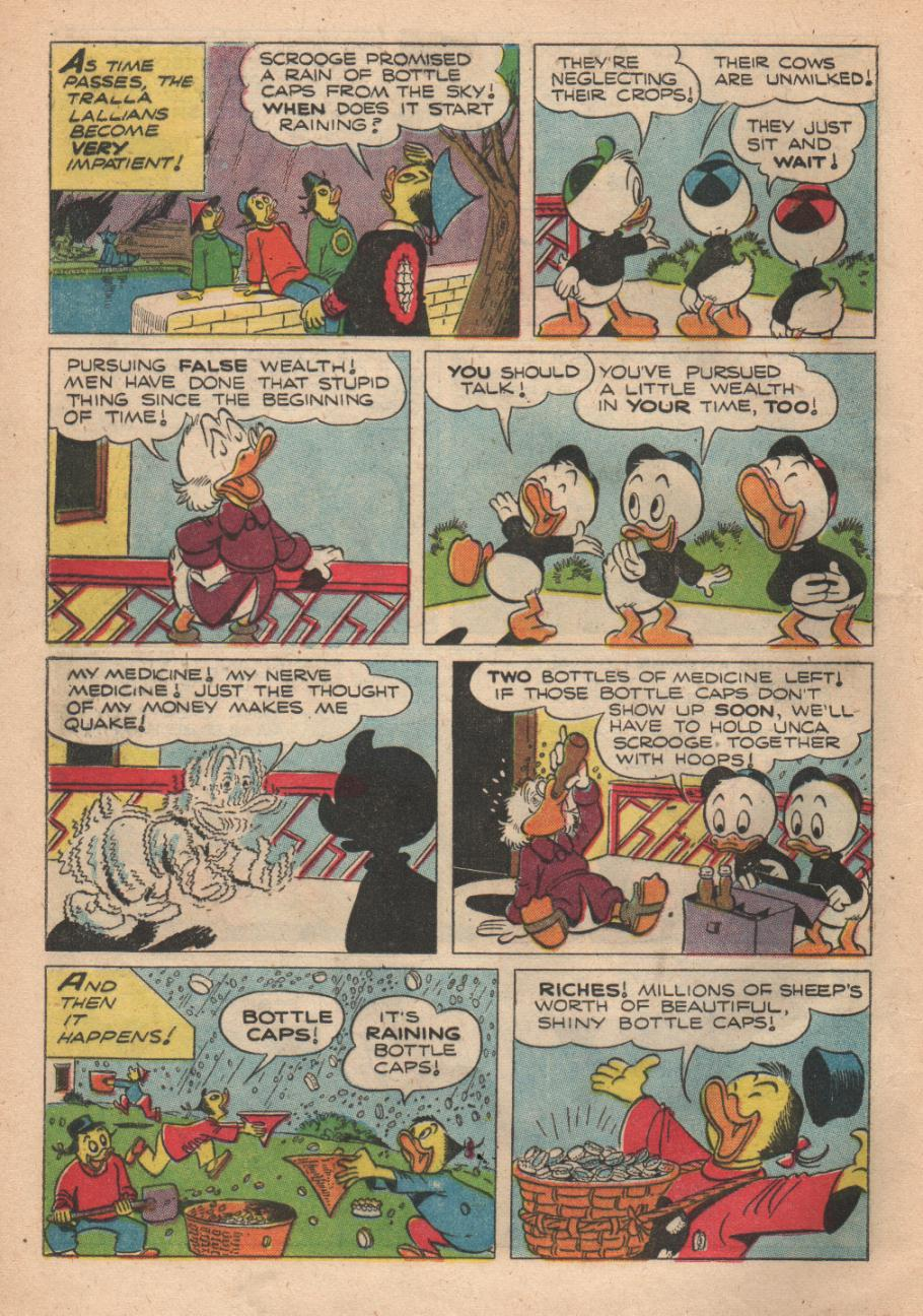 Read online Uncle Scrooge (1953) comic -  Issue #6 - 20