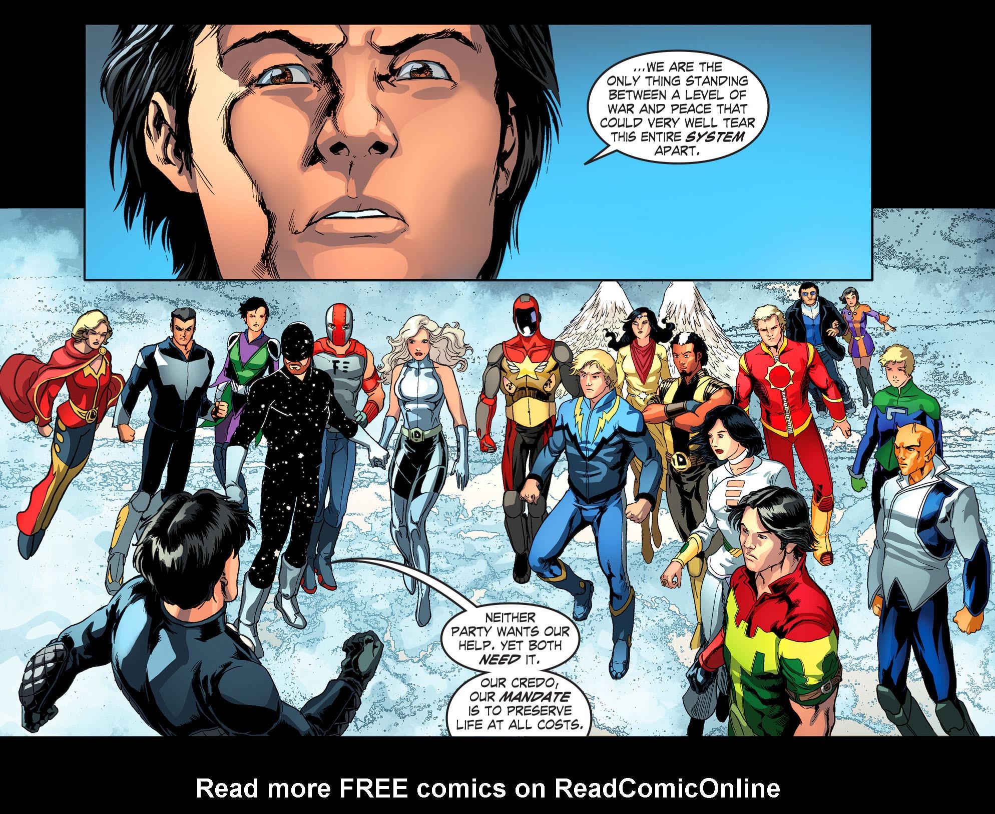 Read online Smallville: Season 11 comic -  Issue #51 - 7