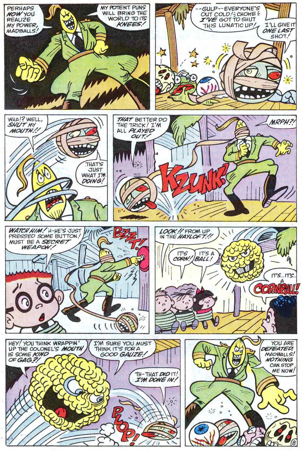 Madballs issue 1 - Page 20