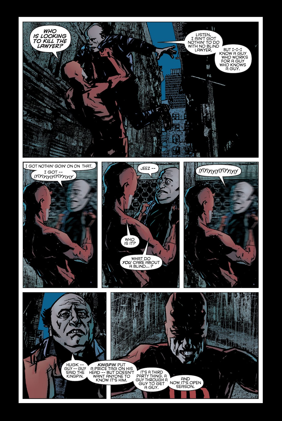 Read online Daredevil (1998) comic -  Issue # _Ultimate_Collection TPB 1 (Part 2) - 62