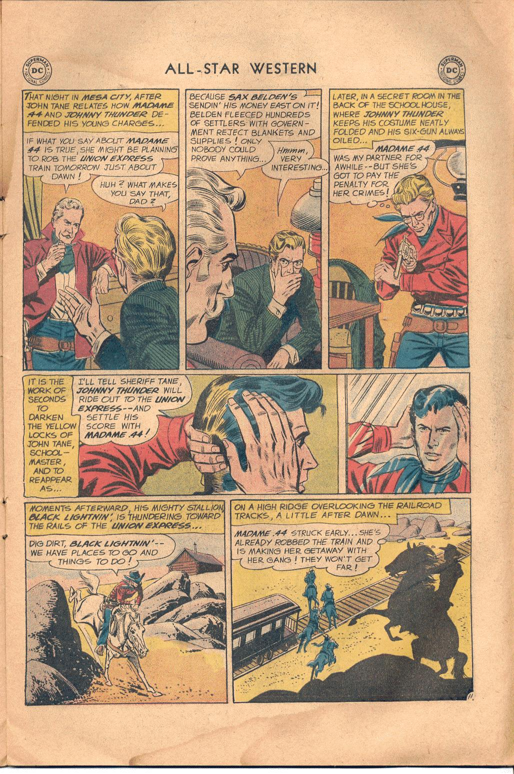 Read online All-Star Western (1951) comic -  Issue #117 - 14