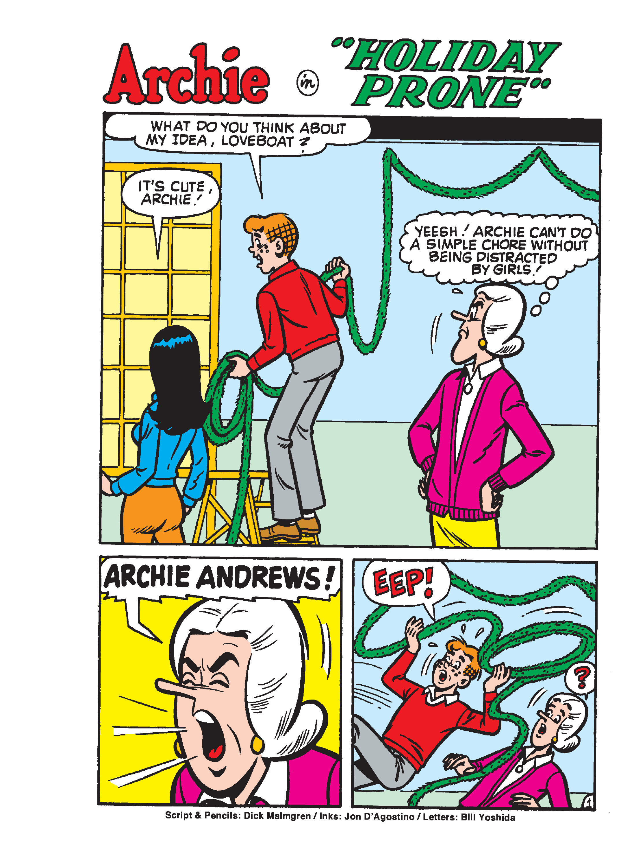 Read online World of Archie Double Digest comic -  Issue #64 - 144