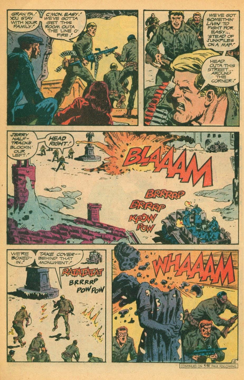 Read online Sgt. Rock comic -  Issue #328 - 13