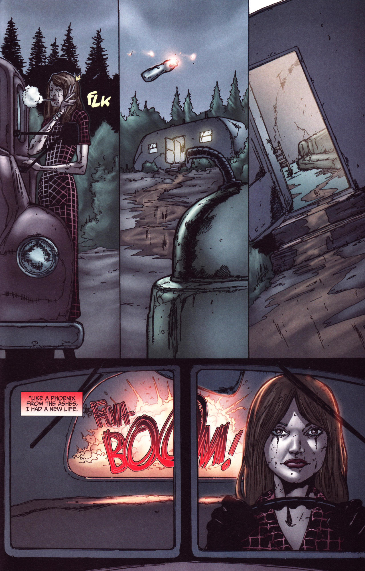 Read online Friday the 13th: Pamela's Tale comic -  Issue #1 - 20
