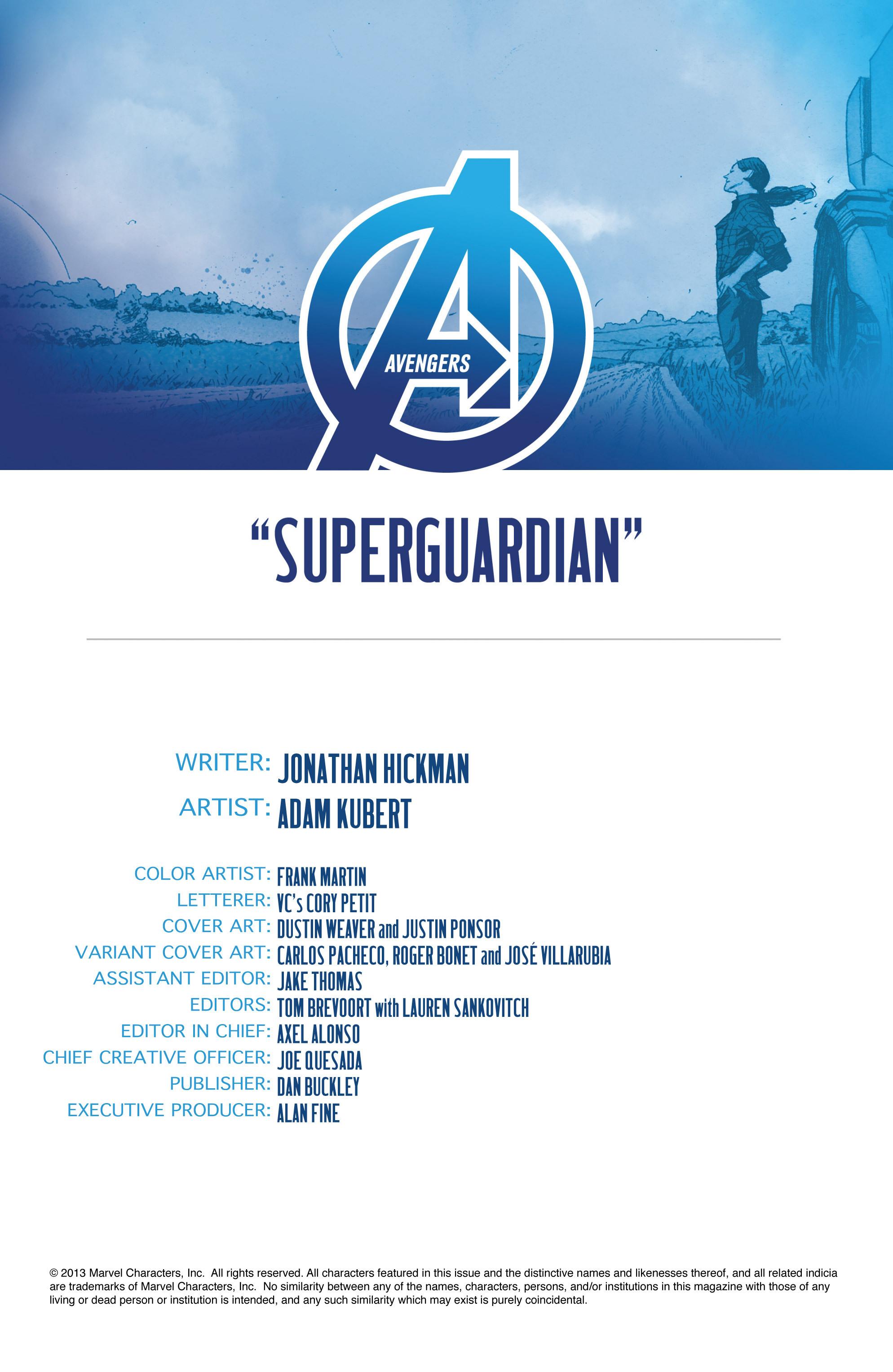 Read online Avengers (2013) comic -  Issue #Avengers (2013) _TPB 1 - 108