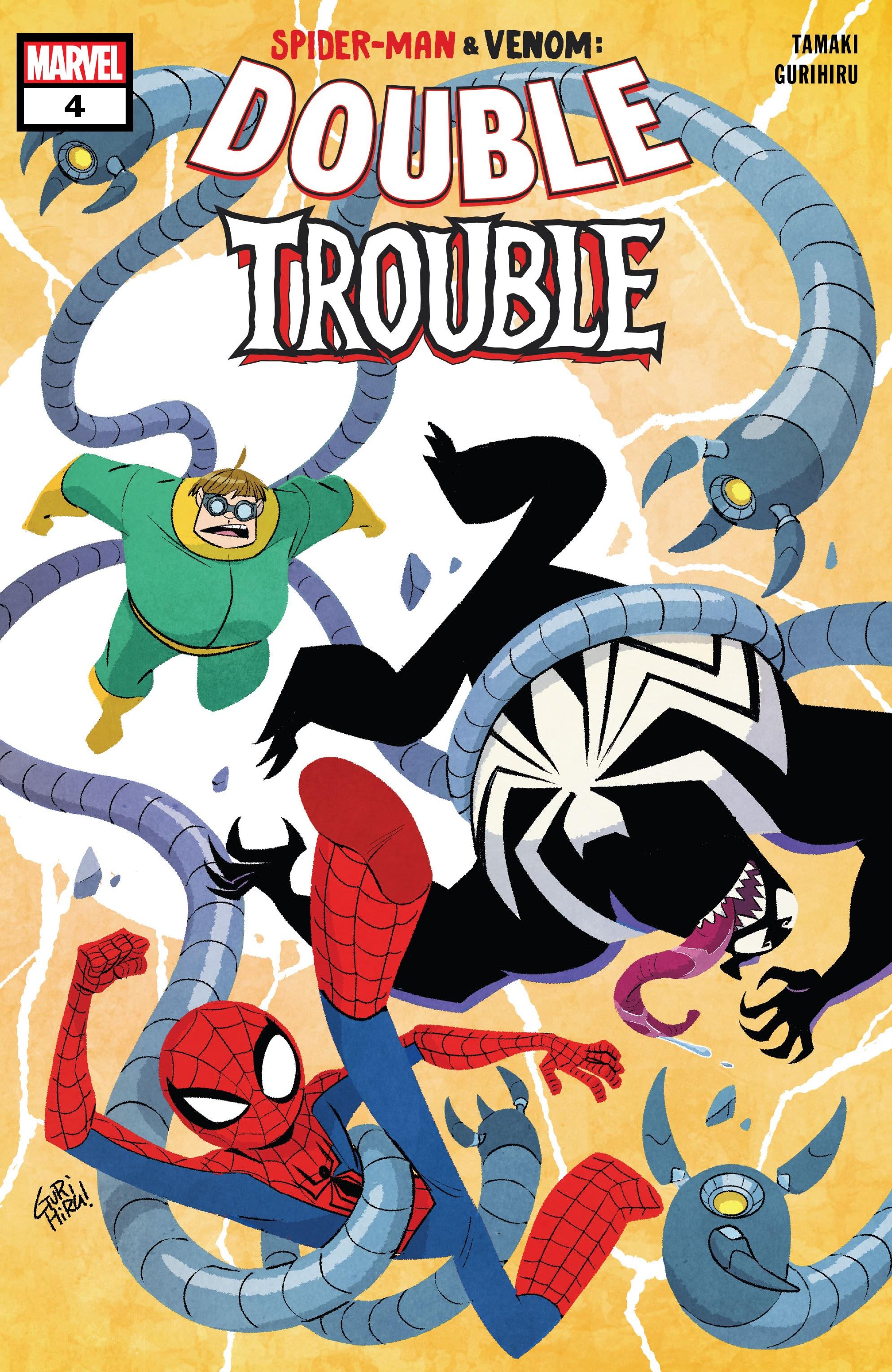 Spider-Man & Venom: Double Trouble 4 Page 1