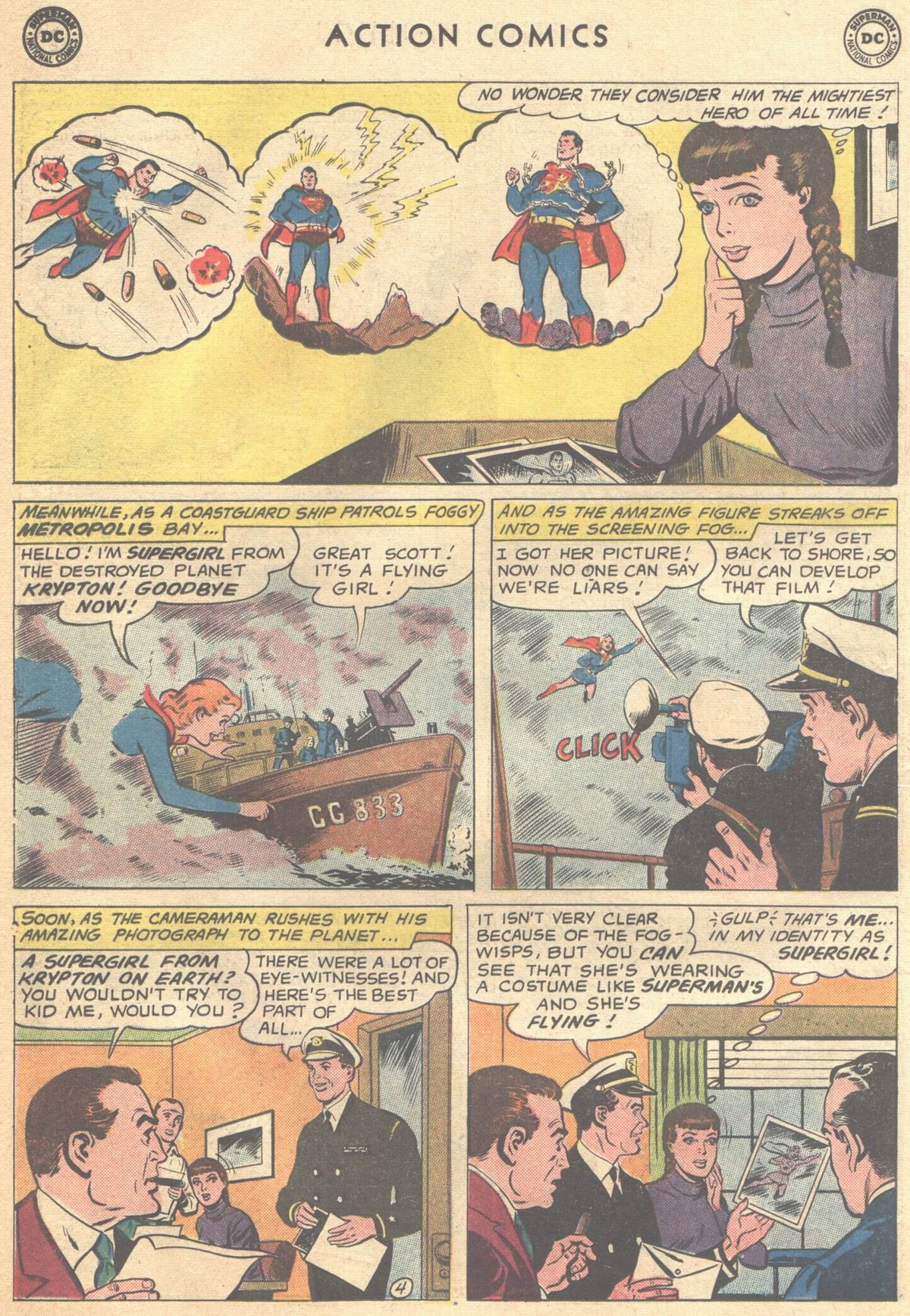 Read online Action Comics (1938) comic -  Issue #268 - 22