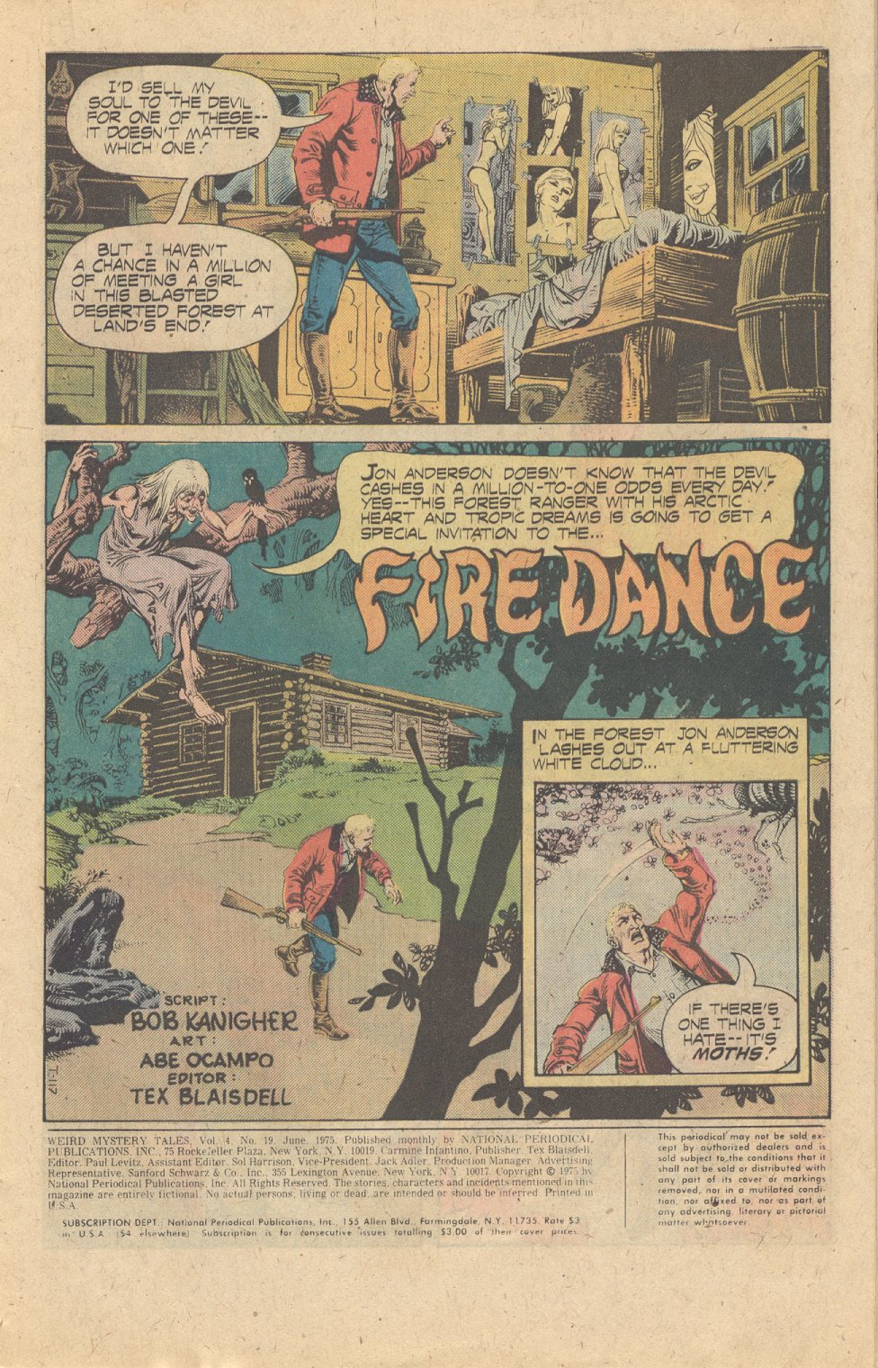Weird Mystery Tales issue 19 - Page 2