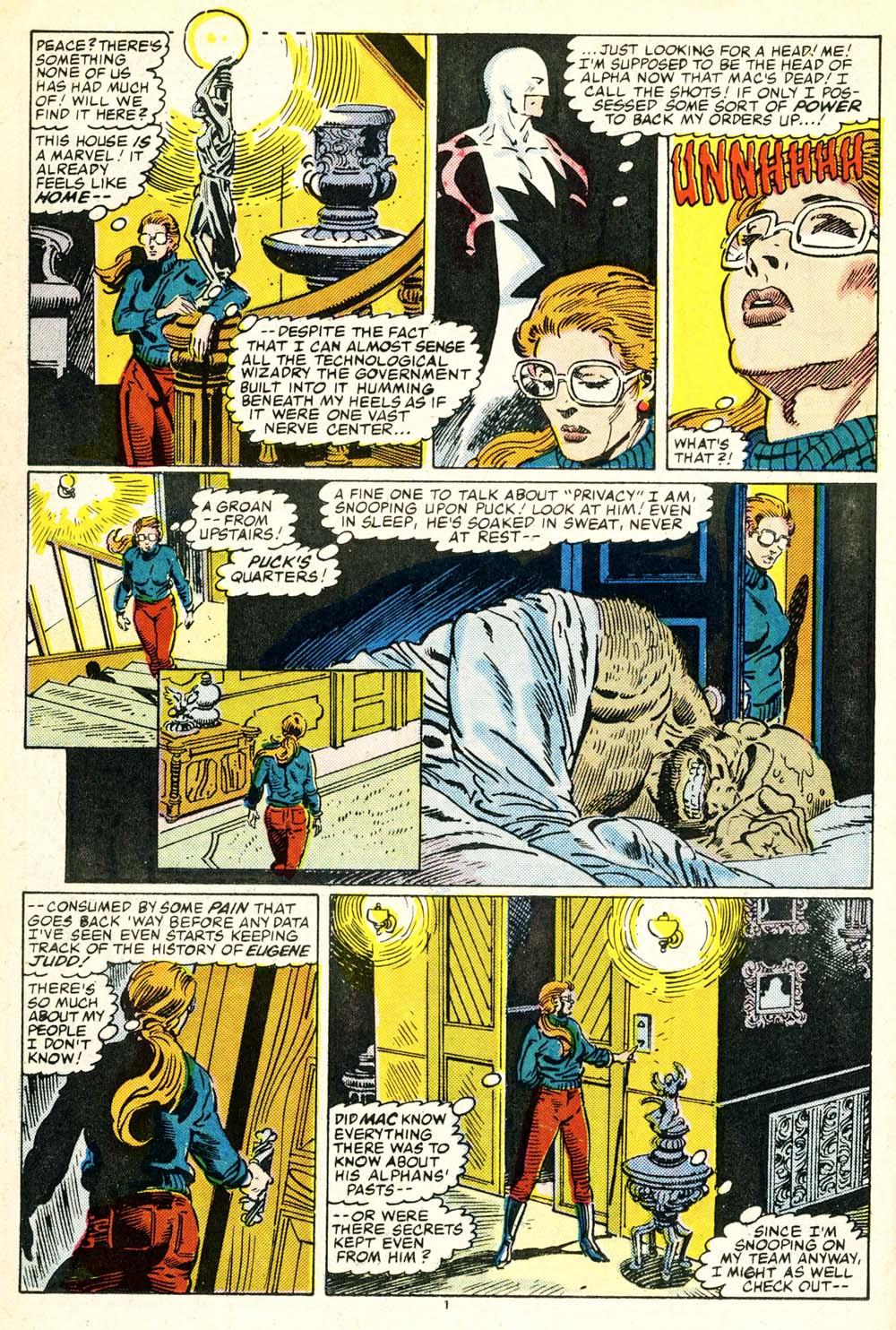 Read online Alpha Flight (1983) comic -  Issue #30 - 12