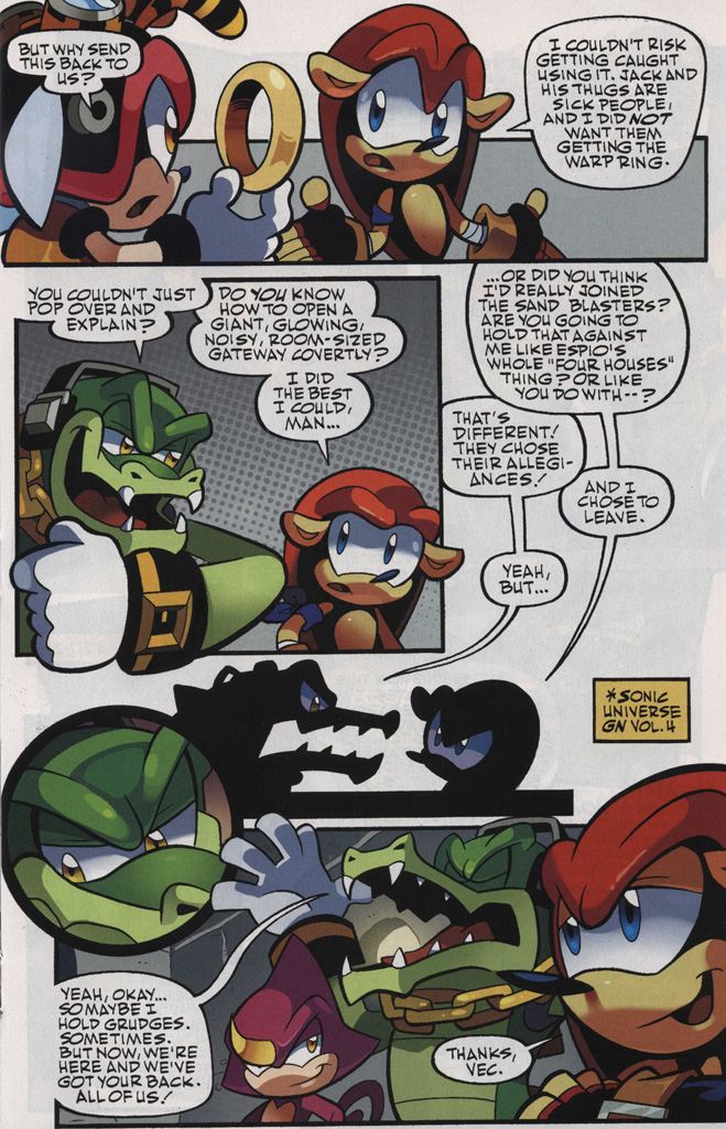 Read online Sonic Universe comic -  Issue #48 - 15