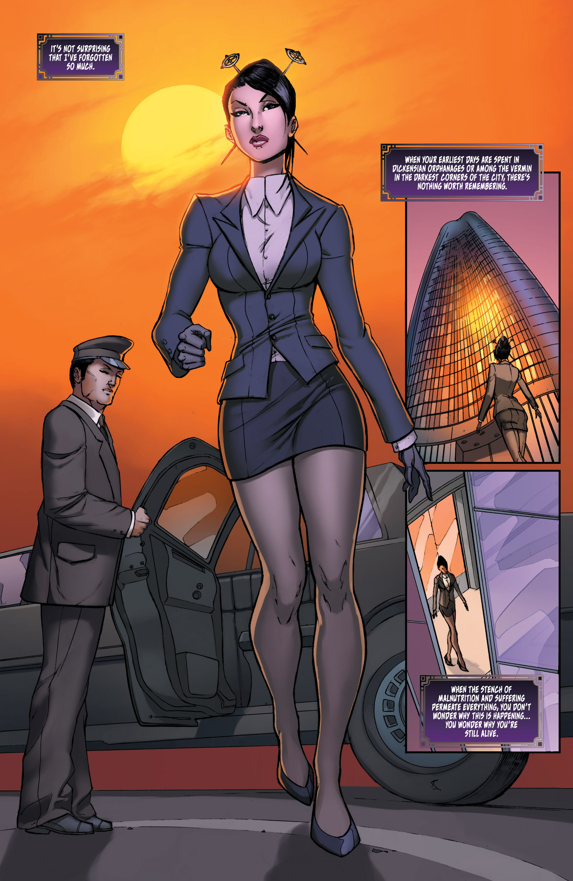 Read online All New Executive Assistant: Iris comic -  Issue # TPB - 6