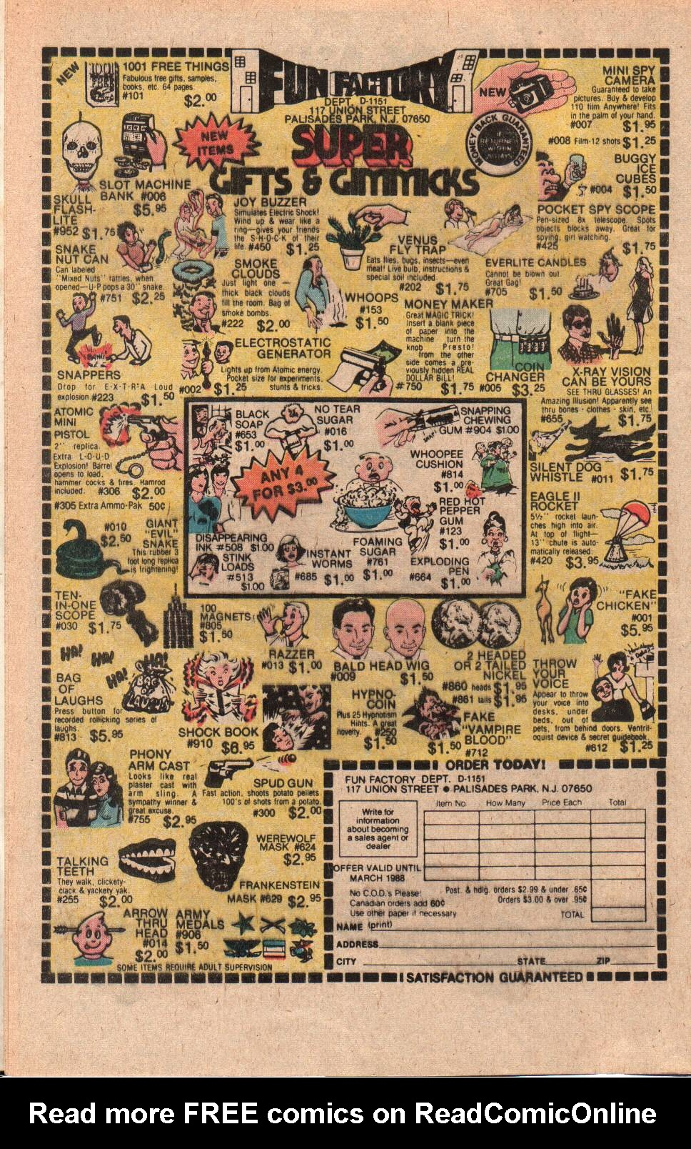 Read online Adventure Comics (1938) comic -  Issue #469 - 8
