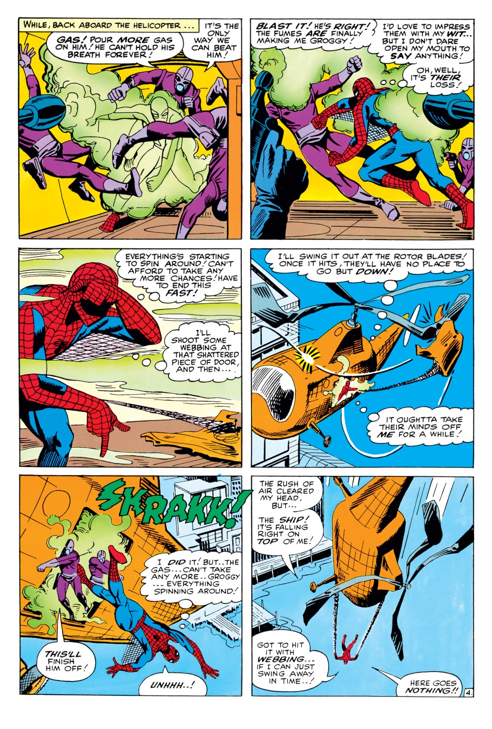 The Amazing Spider-Man (1963) 31 Page 4