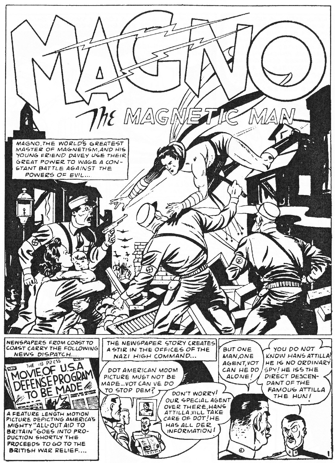 Read online Men of Mystery Comics comic -  Issue #81 - 67