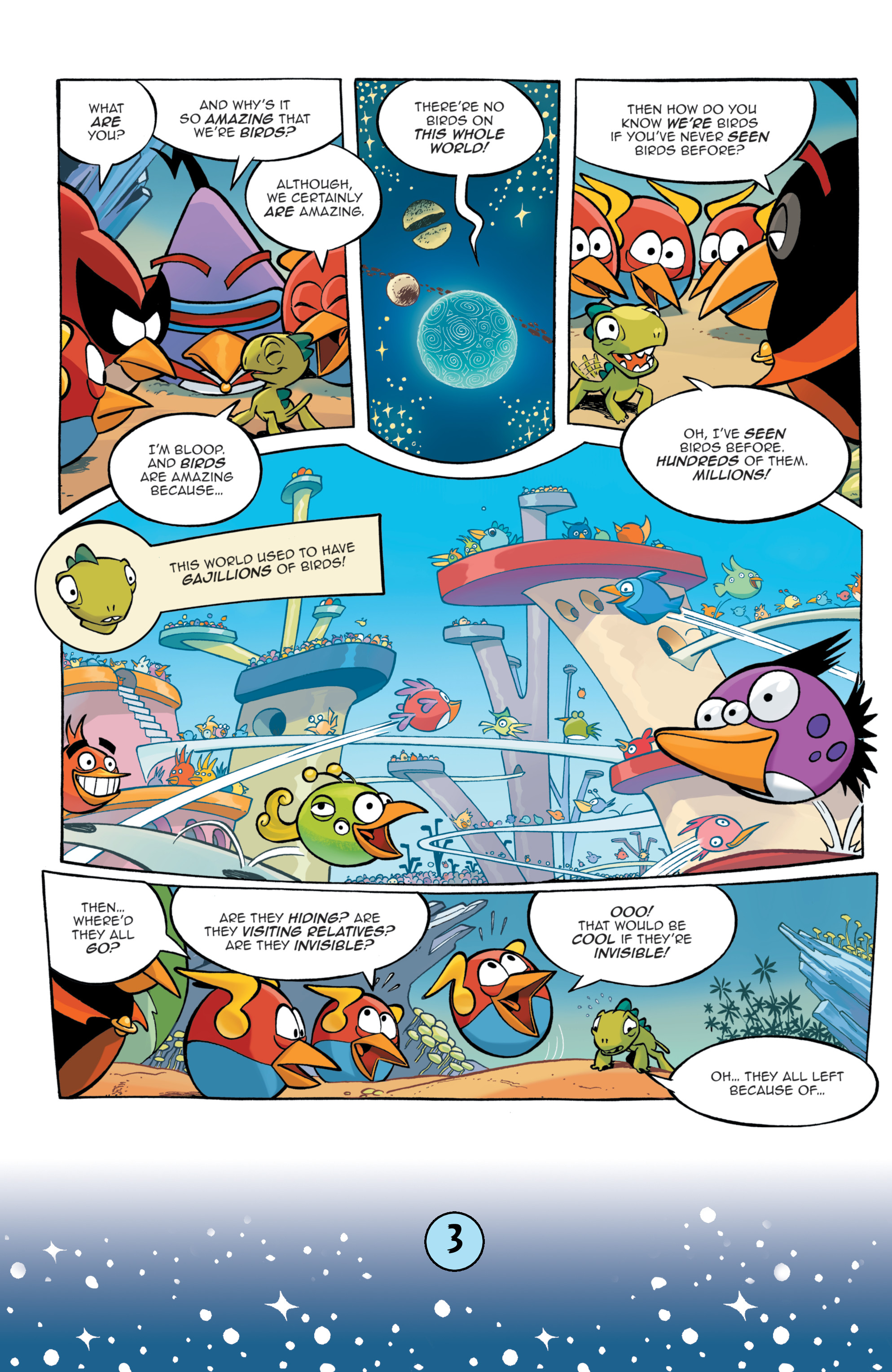 Read online Angry Birds Comics (2016) comic -  Issue #9 - 5