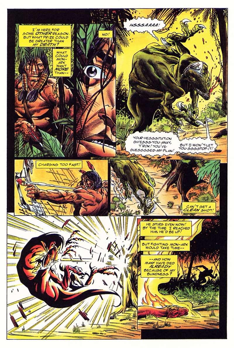 Read online Turok, Dinosaur Hunter (1993) comic -  Issue #1 - 19