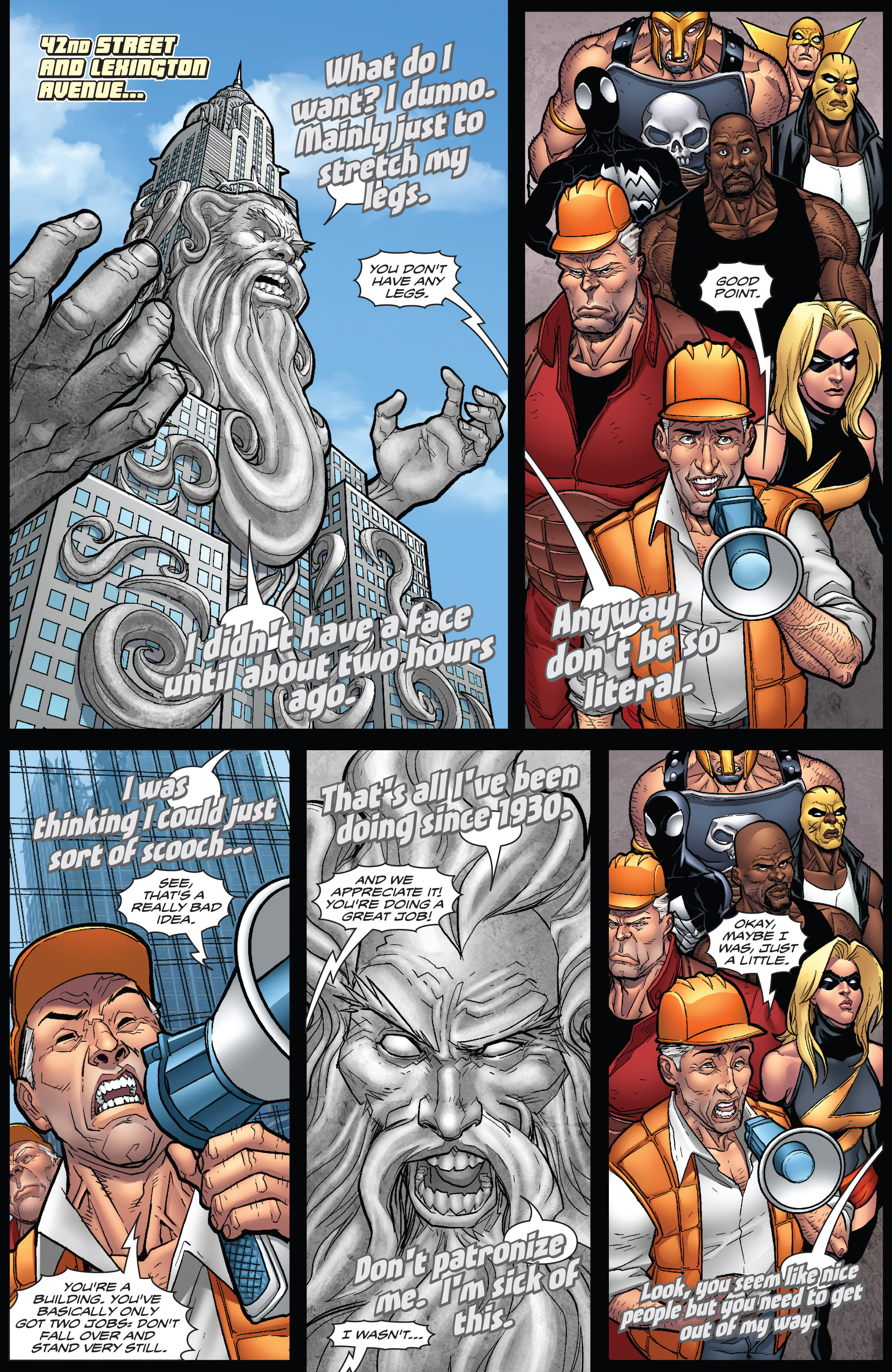 Read online WWH Aftersmash: Damage Control comic -  Issue #3 - 13