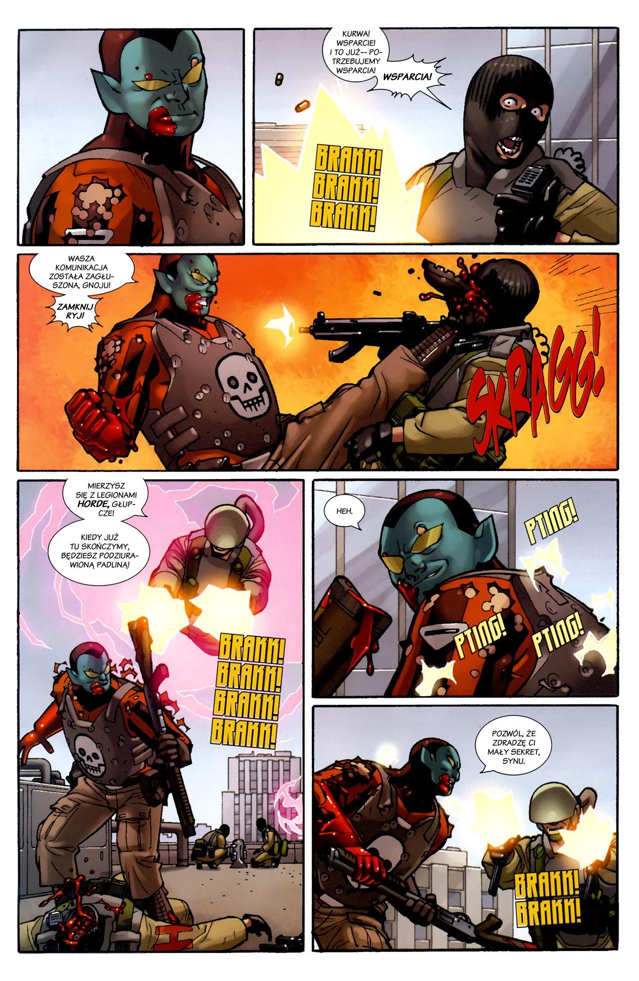 Read online Destroyer comic -  Issue #1 - 4