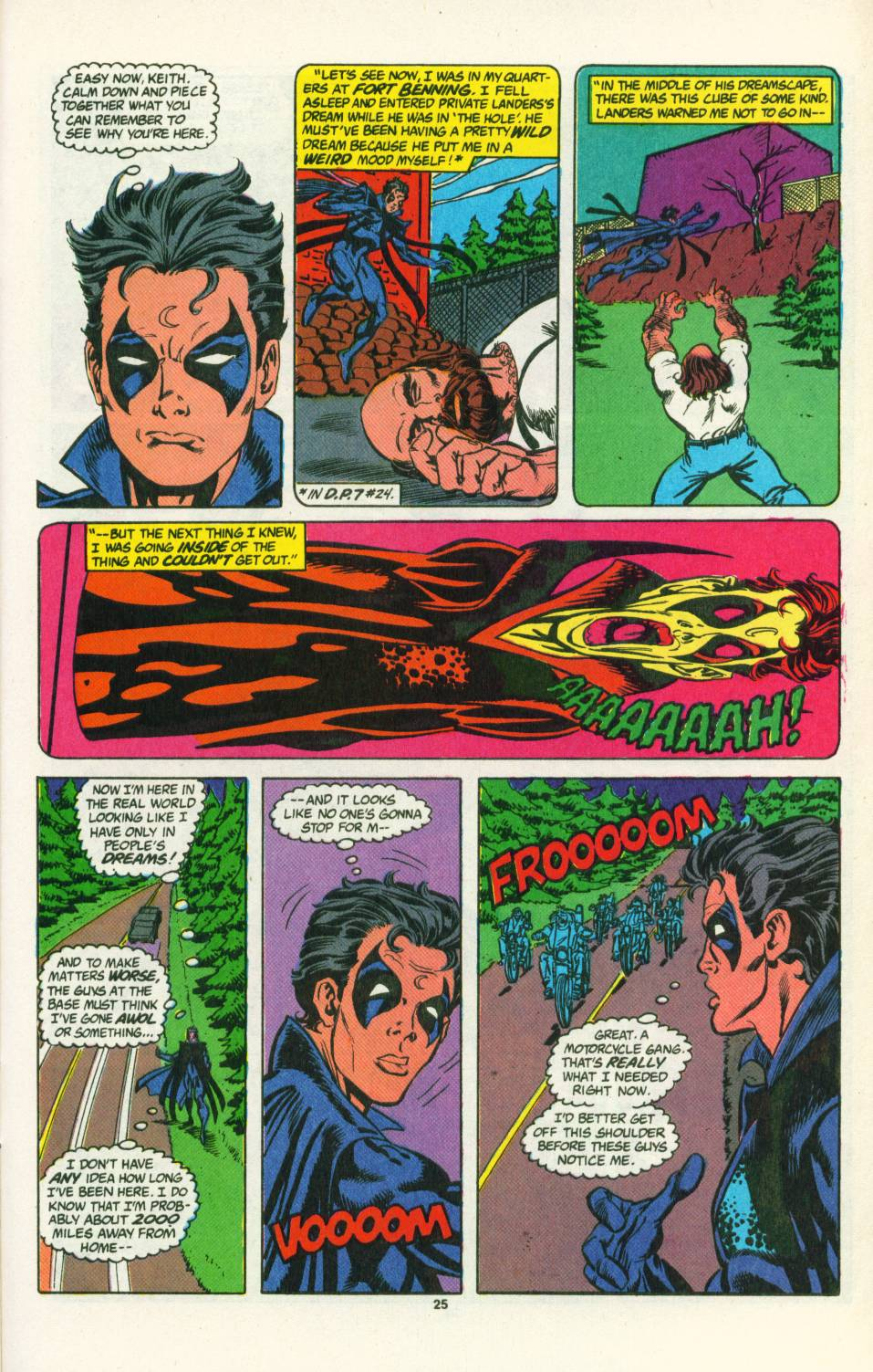 Read online Justice (1986) comic -  Issue #25 - 26