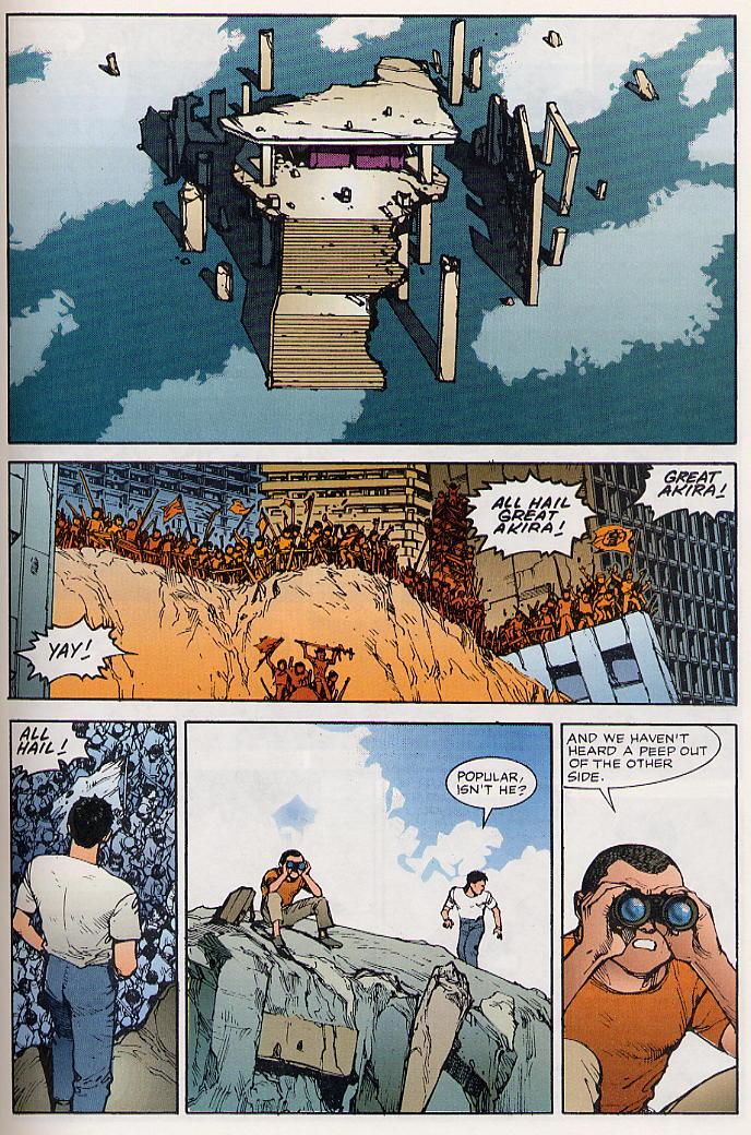 Read online Akira comic -  Issue #19 - 46