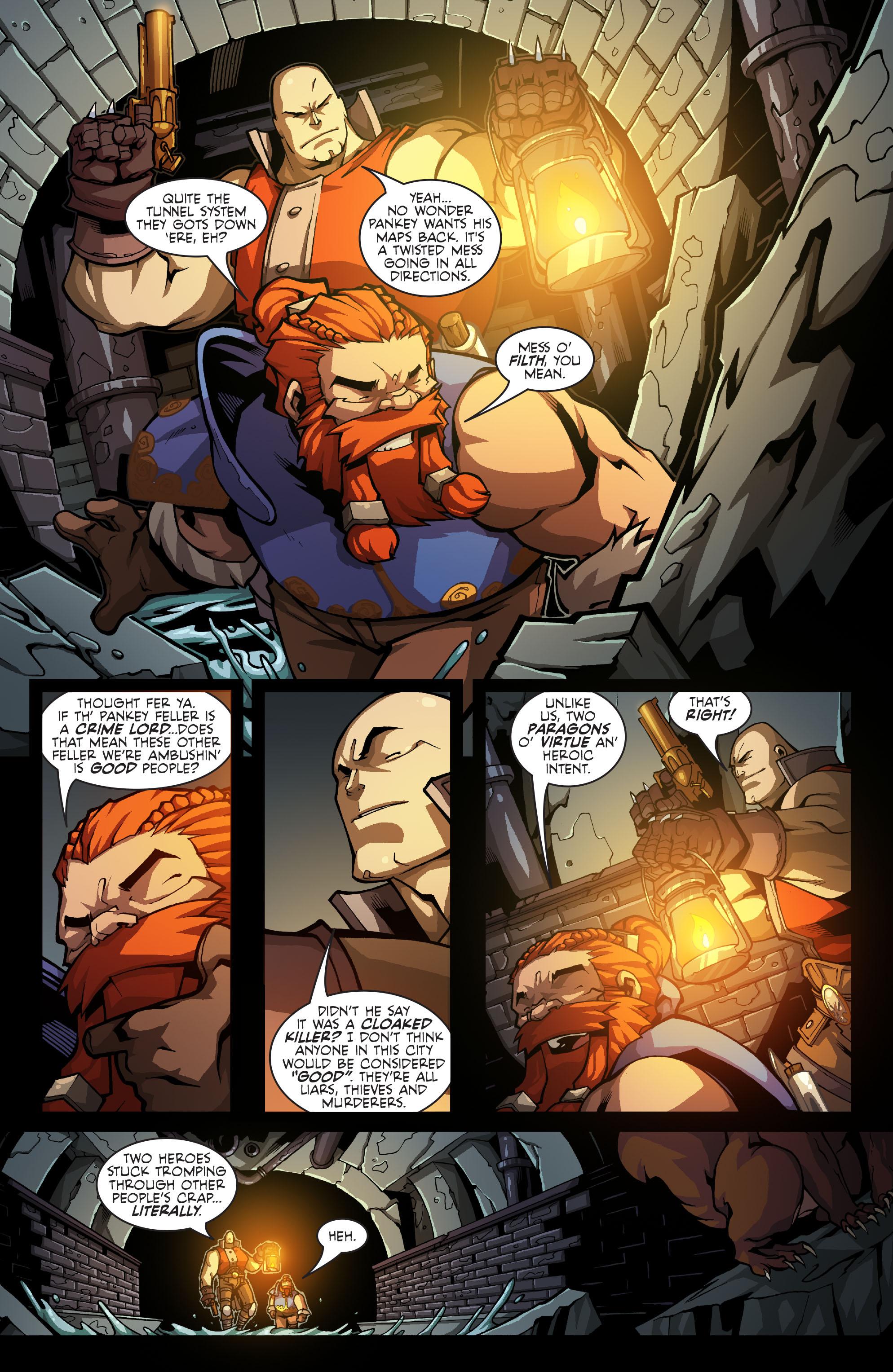 Read online Skullkickers comic -  Issue #9 - 15